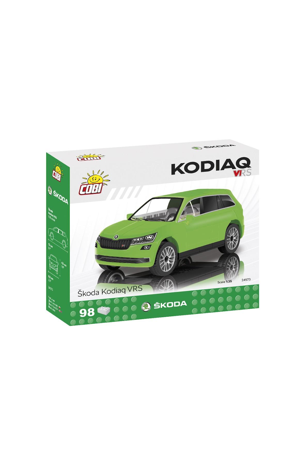 Klocki Cobi Cars Skoda Kodiaq RS 98el
