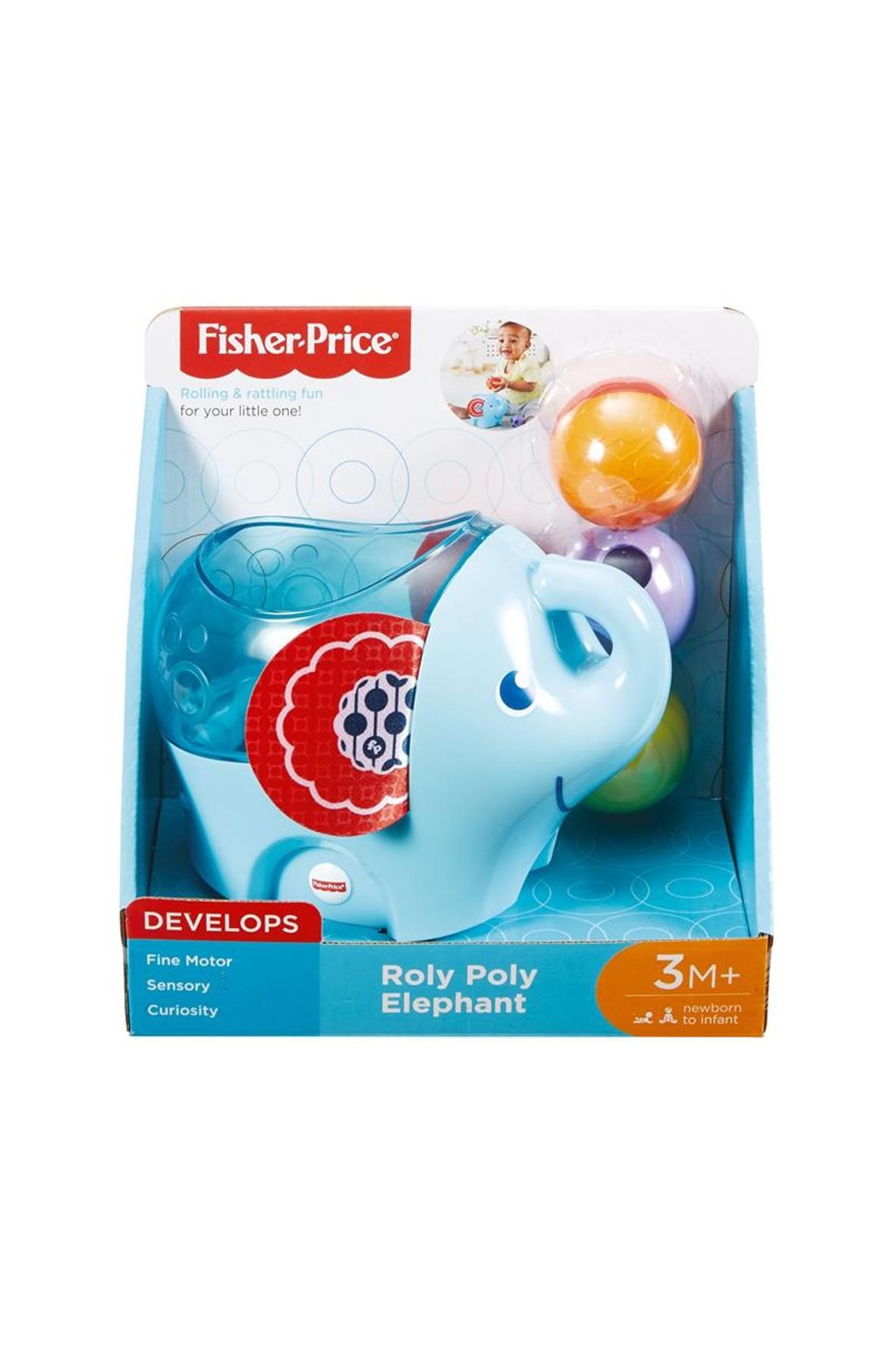 Słonik-Kiwaczek Fisher Price