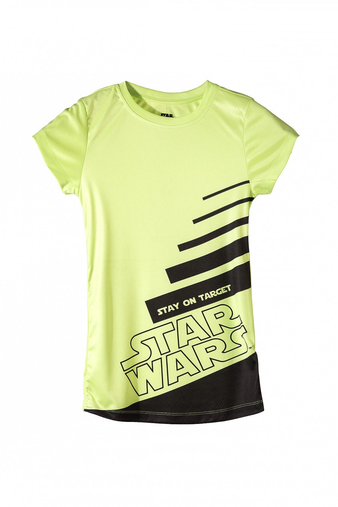T-shirt sportowy damski Star Wars