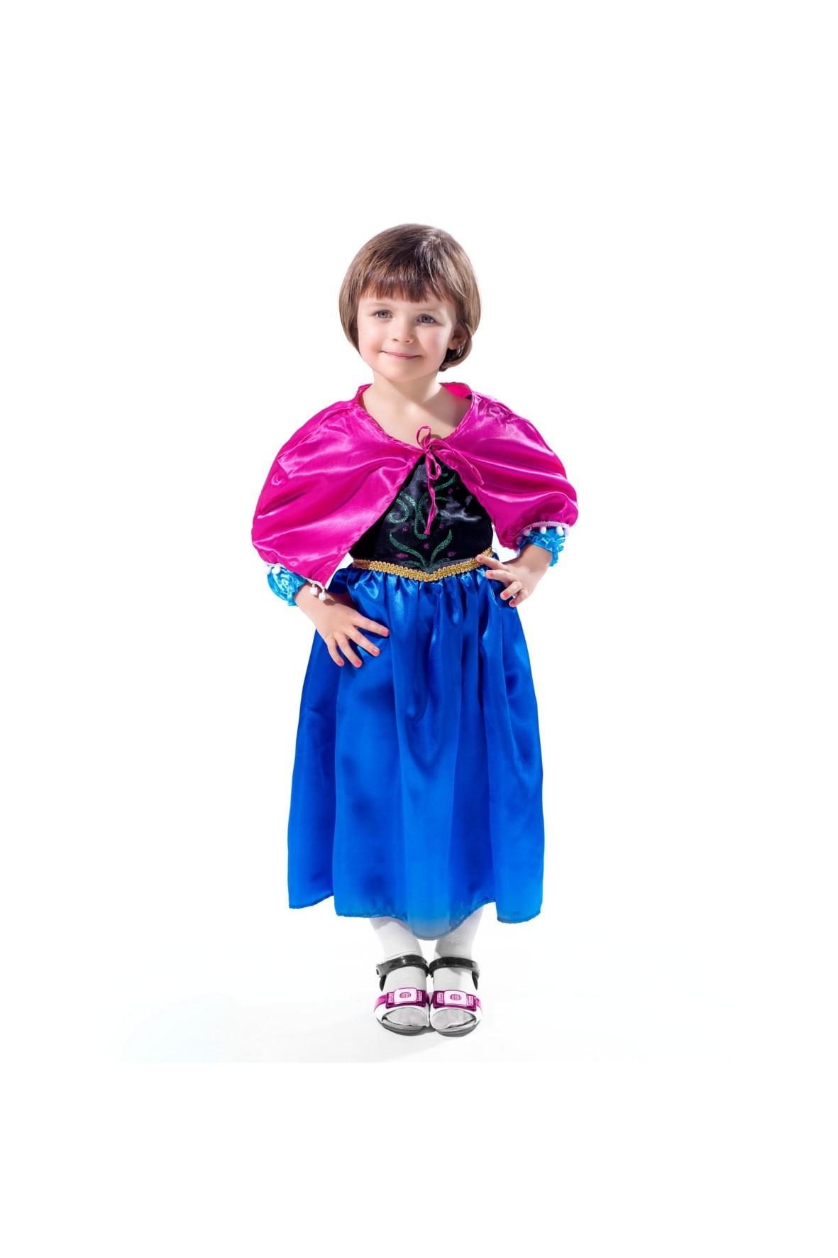 """Strój """"Księżniczka Ania"""" 3Y32AM"""