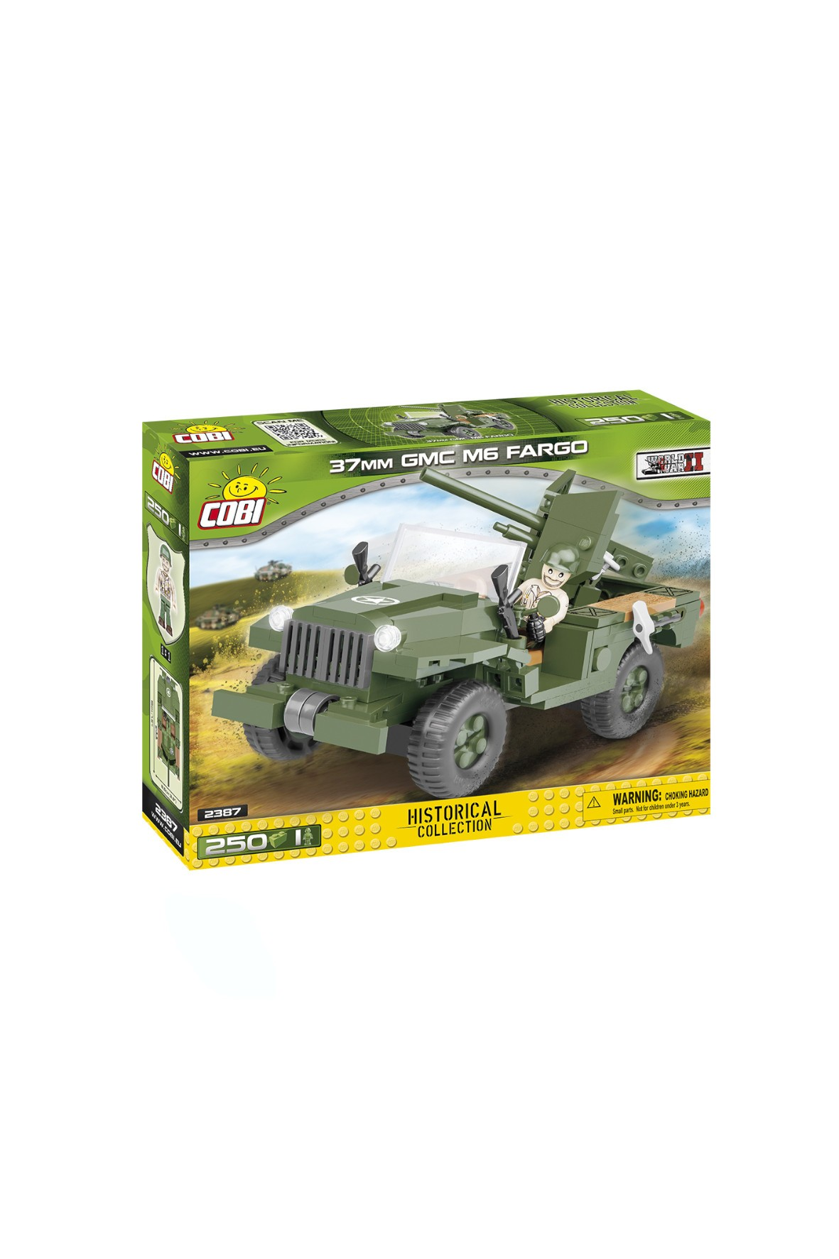 Klocki COBI Small army 2387
