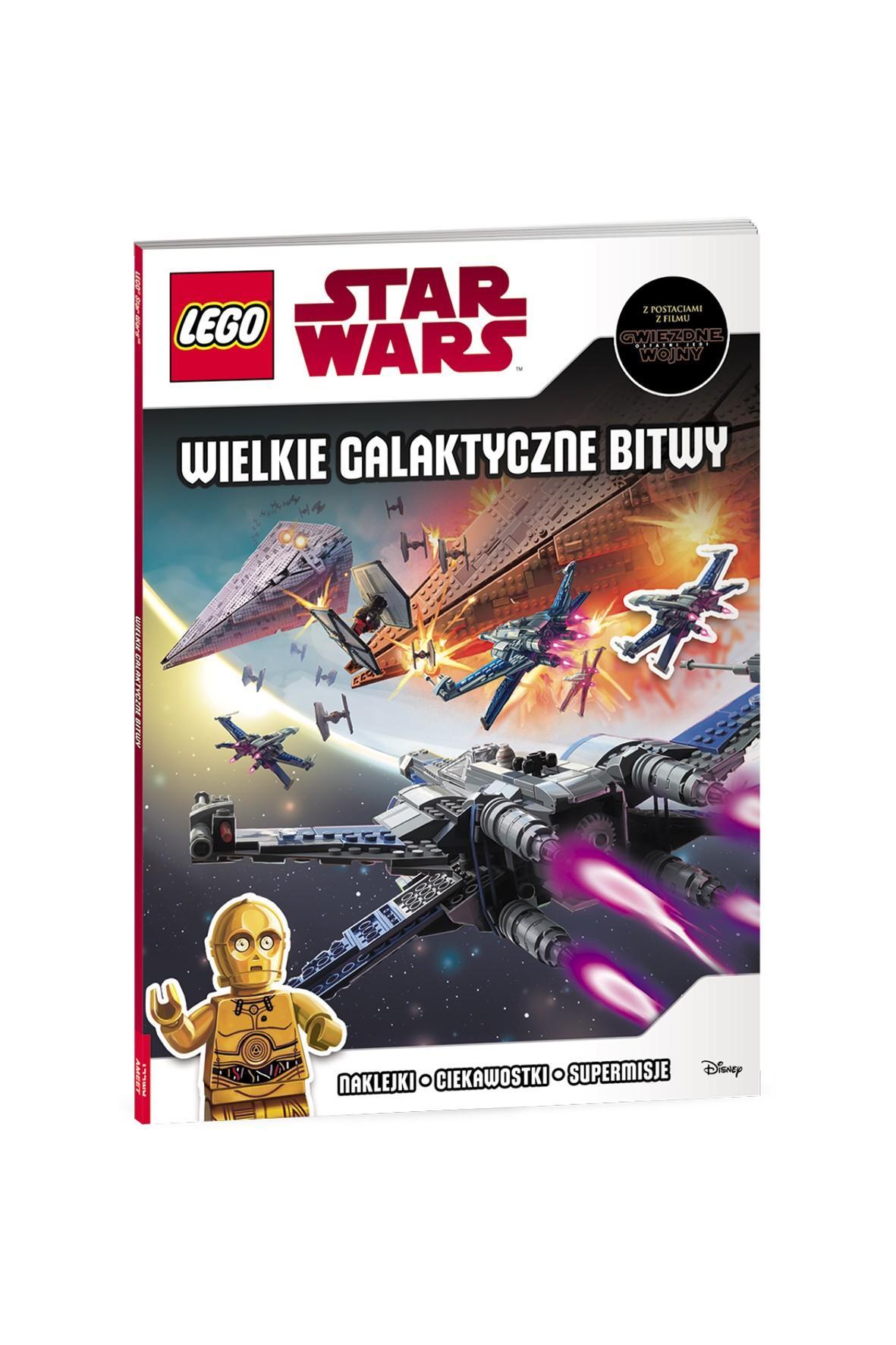 Lego Star Wars. Wielkie Galaktyczne Bitwy