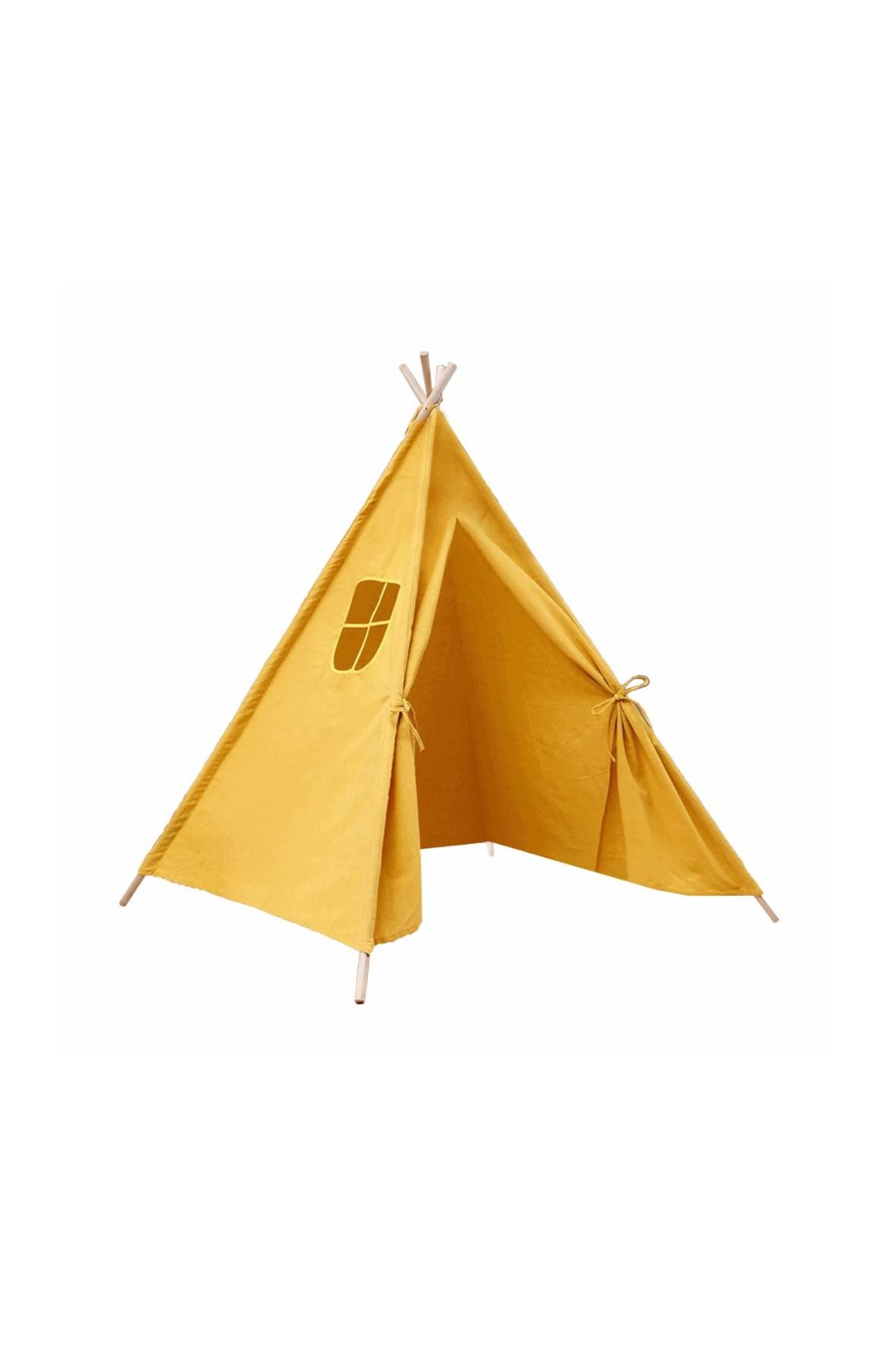 Namiot domek Teepee miodowy 120x120x160cm