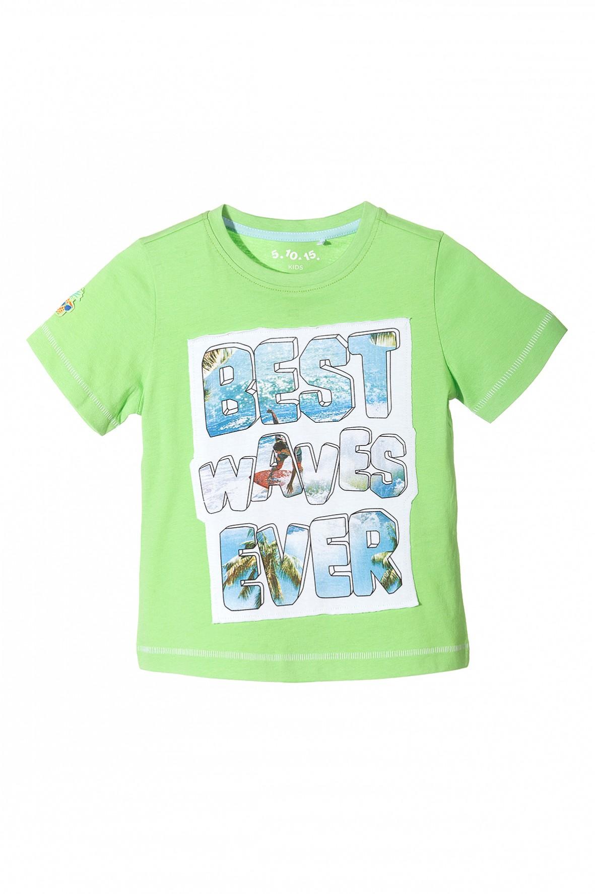 T-shirt chłopięcy 1I3446