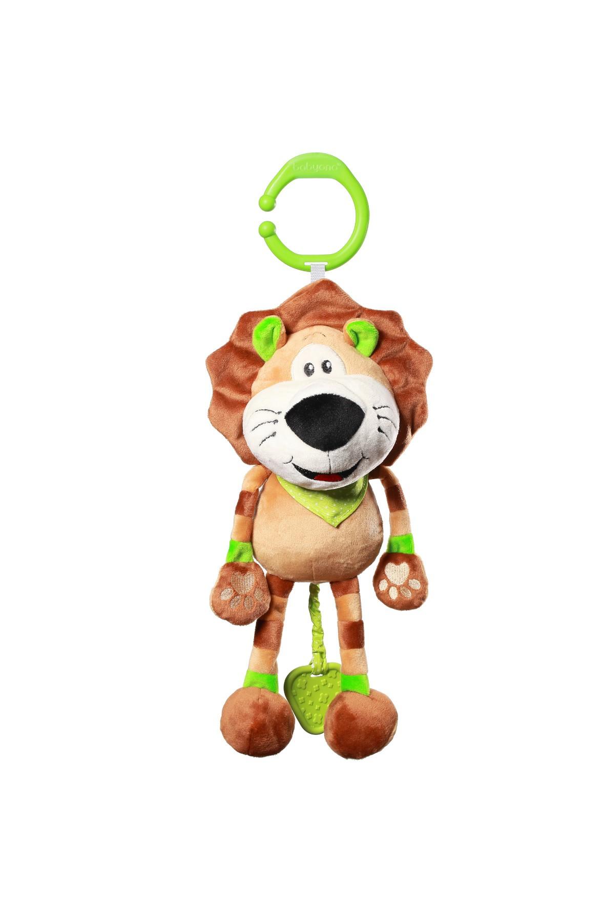 Zabawka dla dzieci z pozytywką Lew Alex