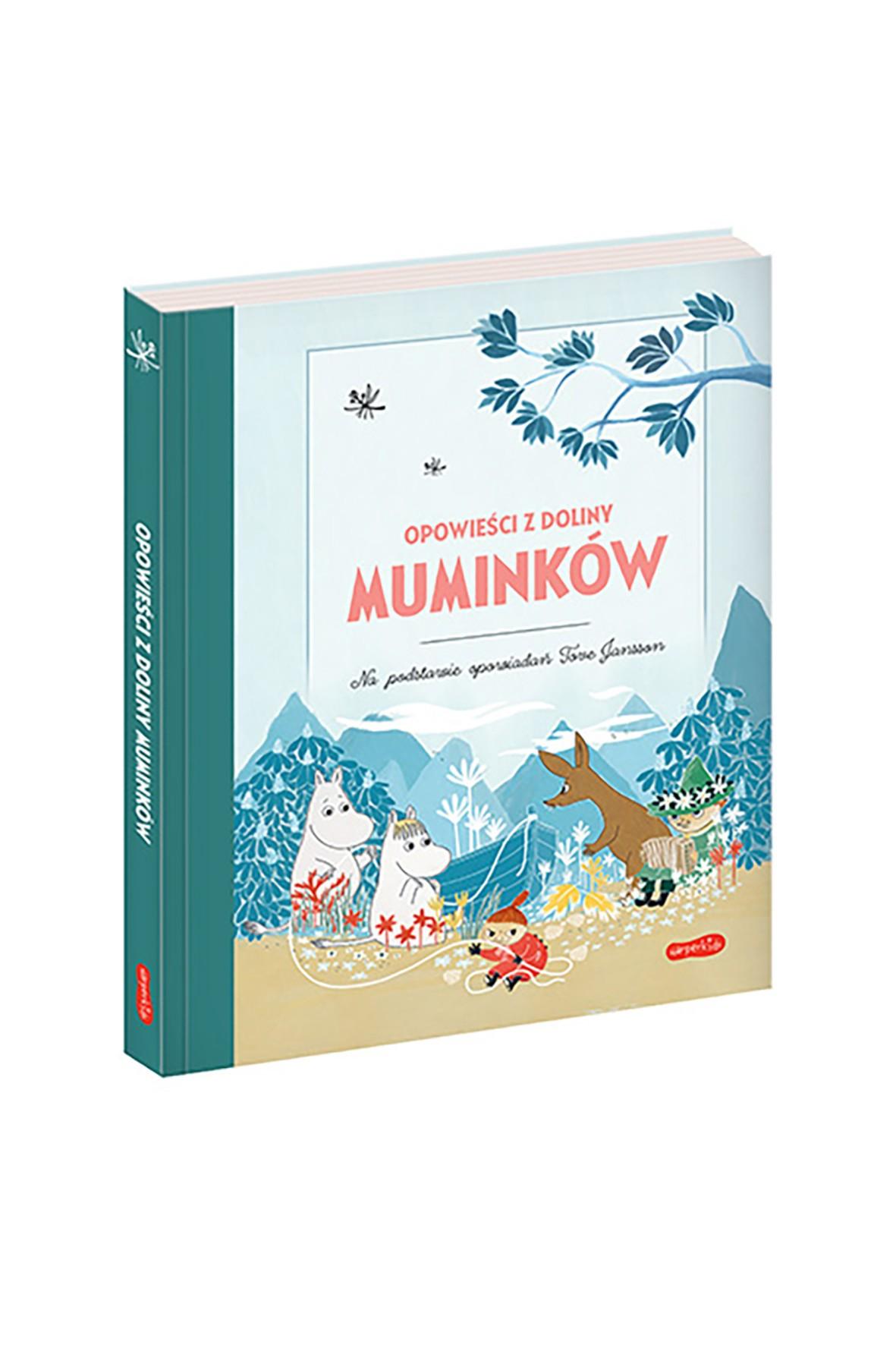 Opowieści Z Doliny Muminków Książka dla dzieci