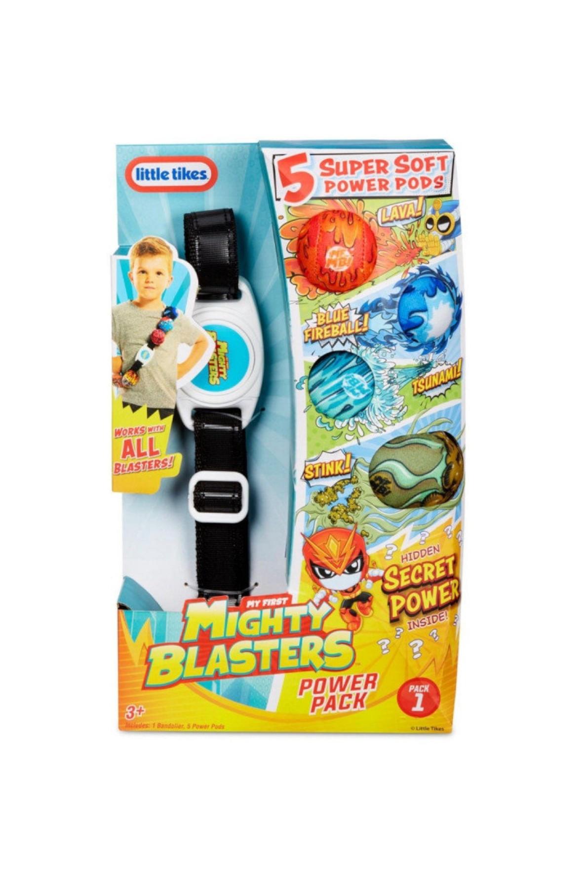 Zestaw uzupełniający 1 My First Mighty Blasters