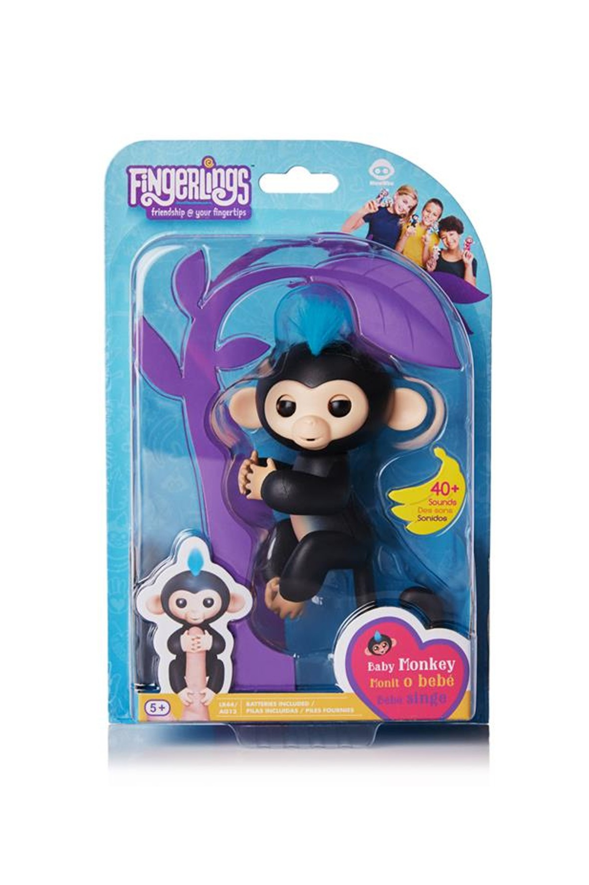 Fingerlings Małpka Finn