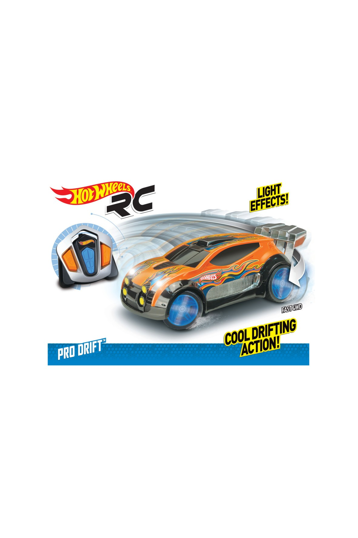Hot Wheels- PRO DRIFT