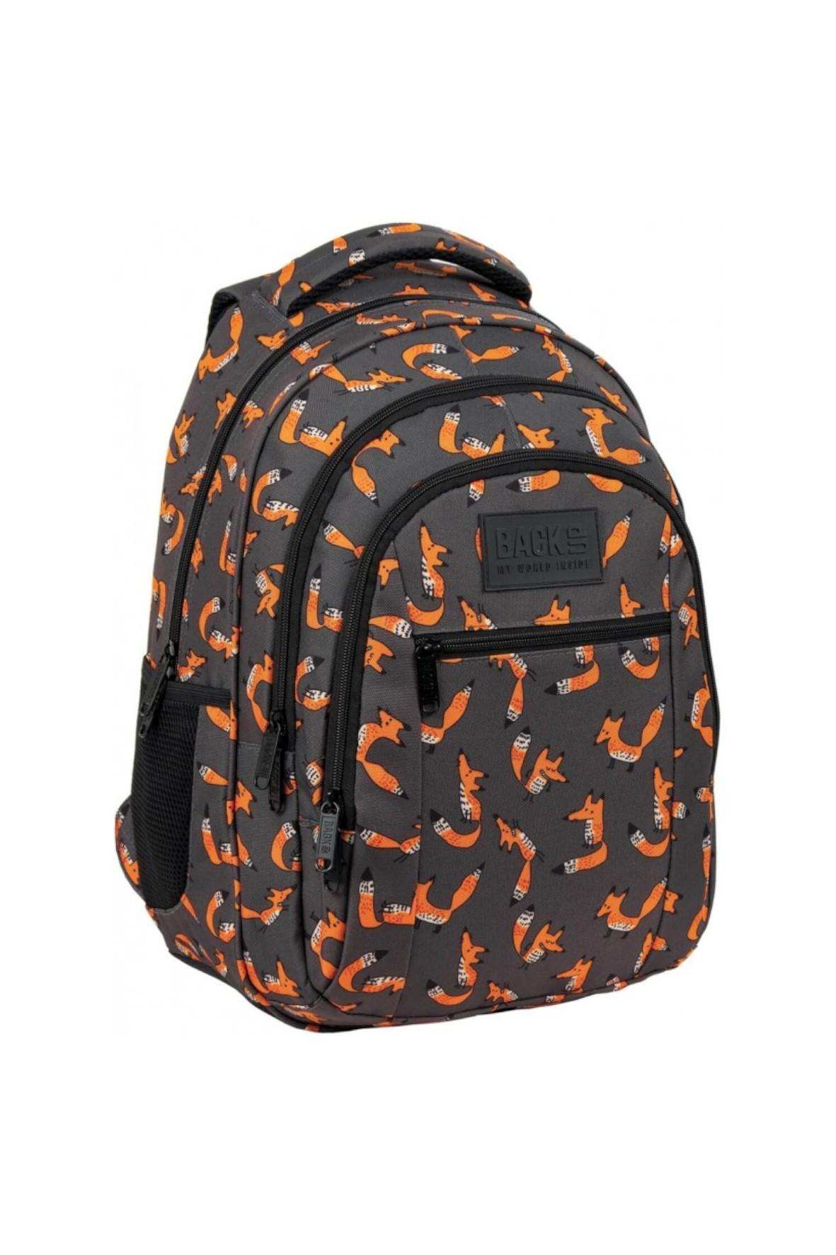 Plecak szkolny BackUp Fox