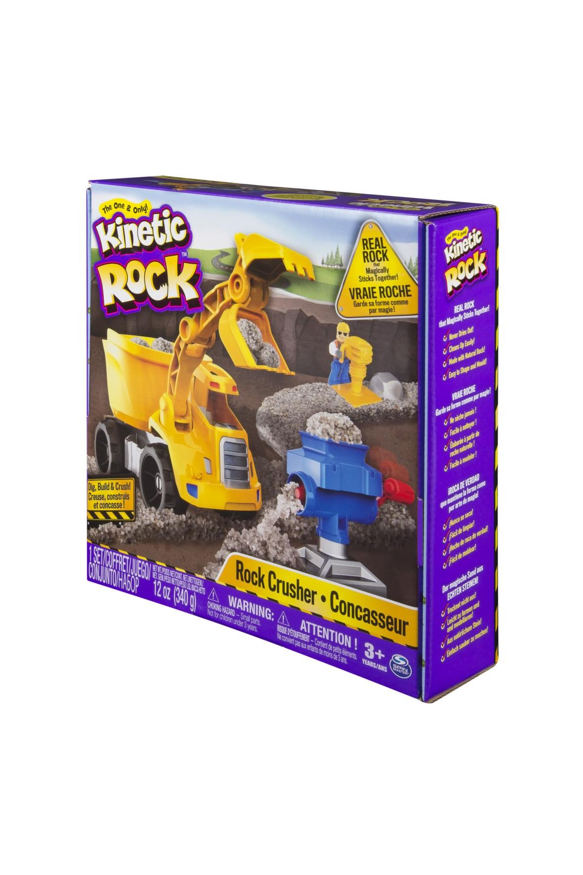 Kinetic Rock Rozdrabniarka