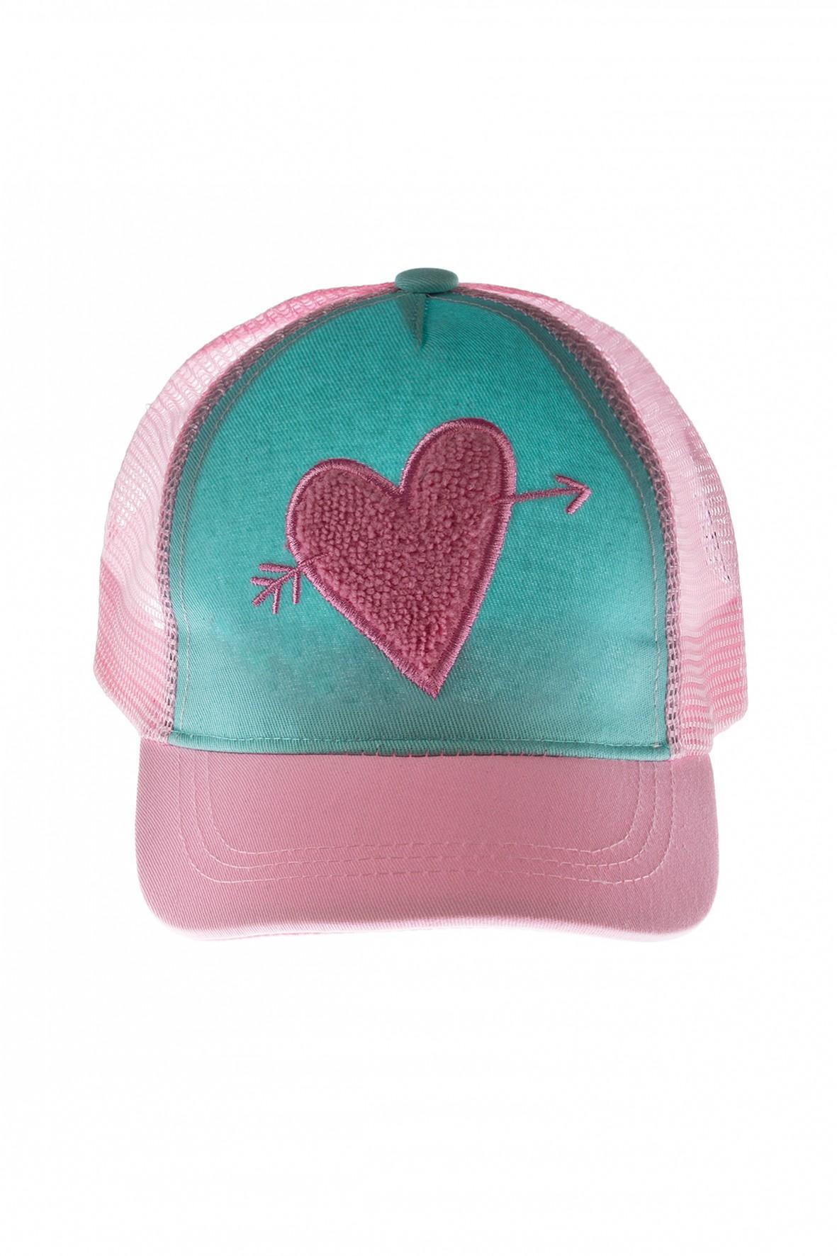 Dziewczęca czapka z daszkiem
