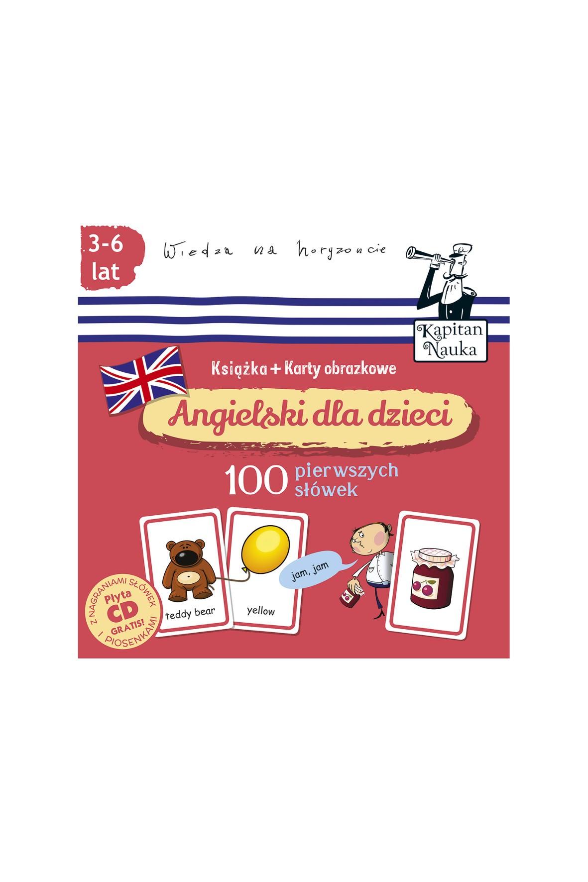 Angielski dla dzieci 100 słówek