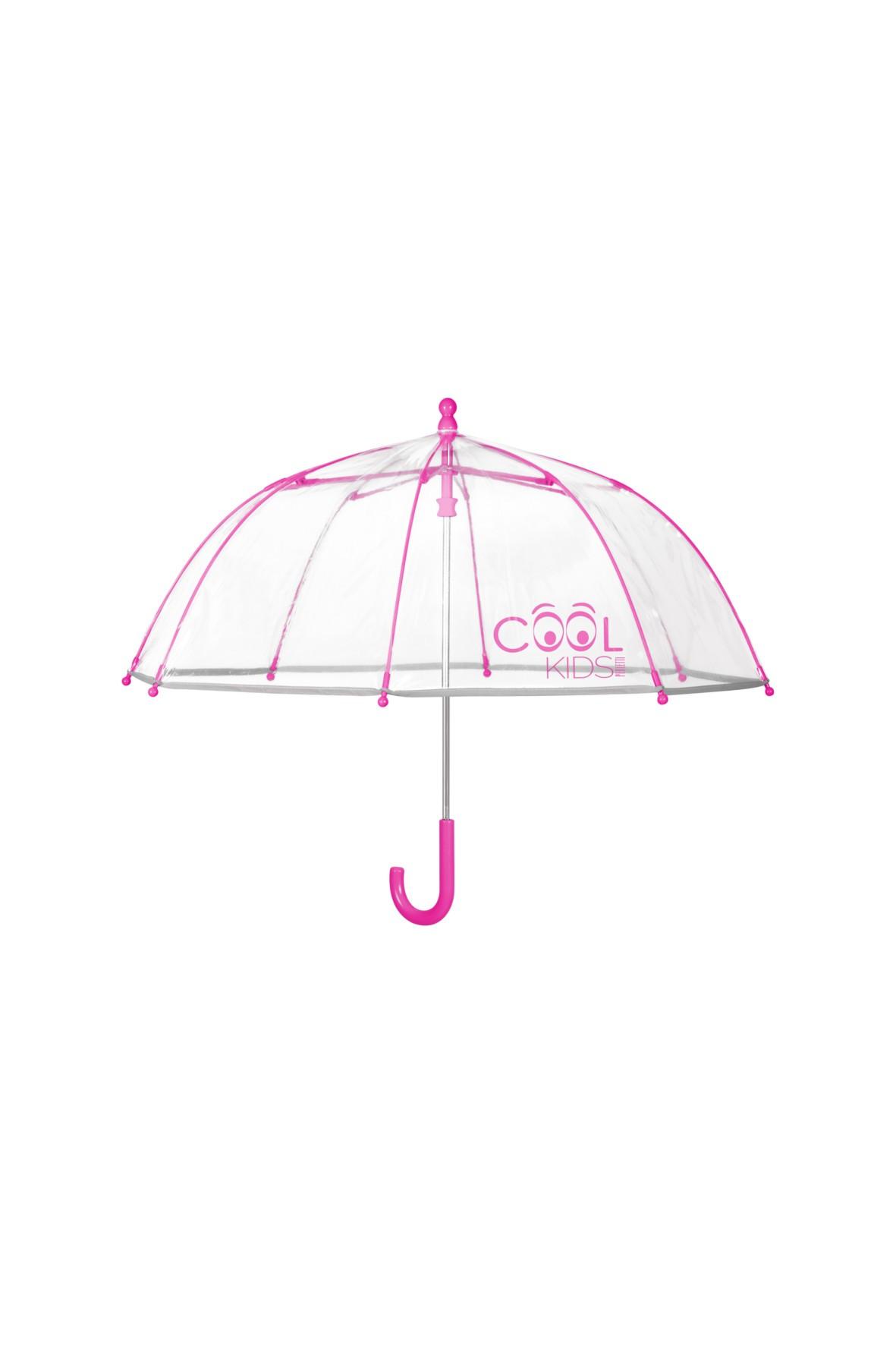 Parasolka dziewczęca z odblaskami