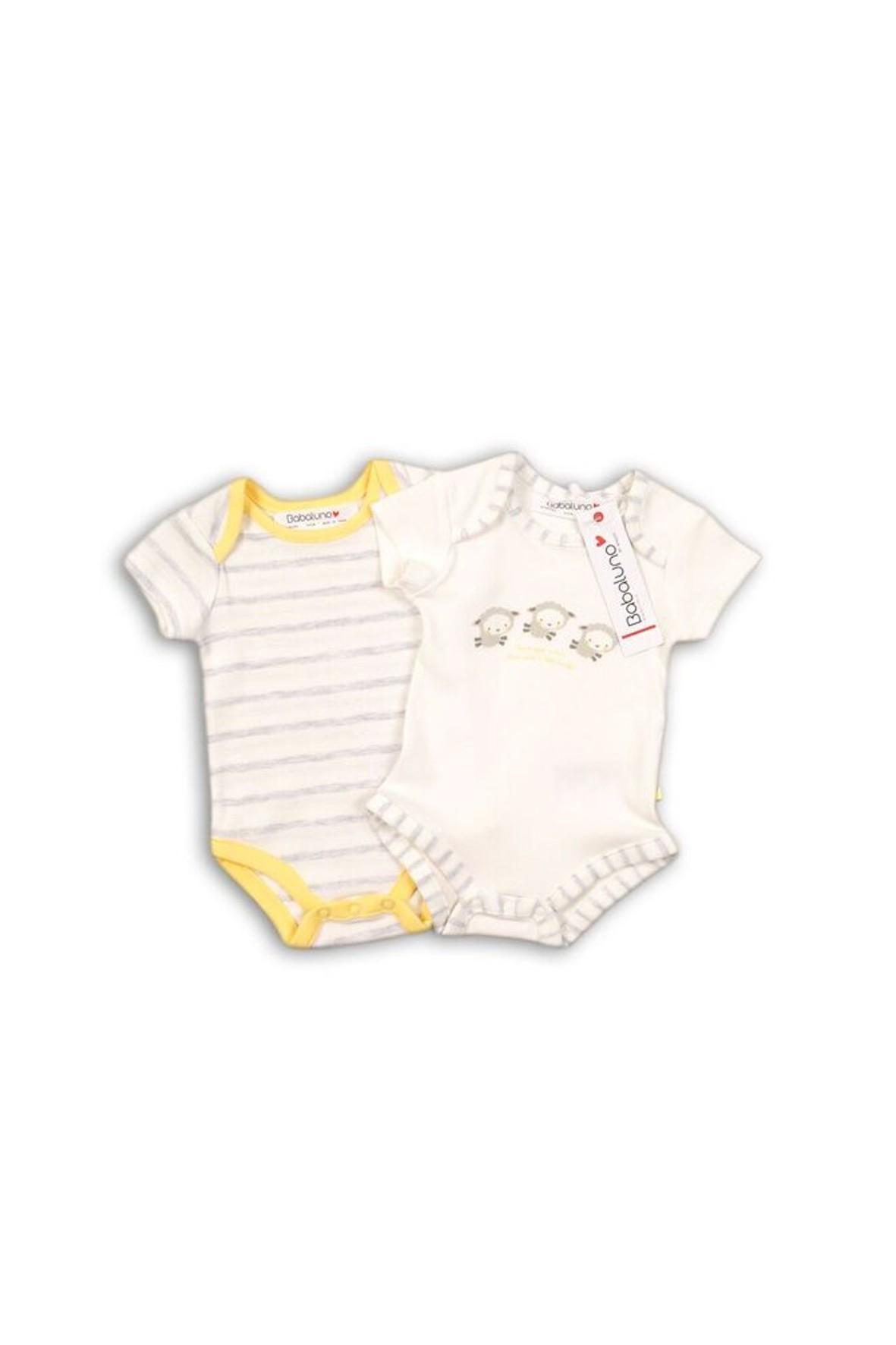 Body niemowlęce 2pak