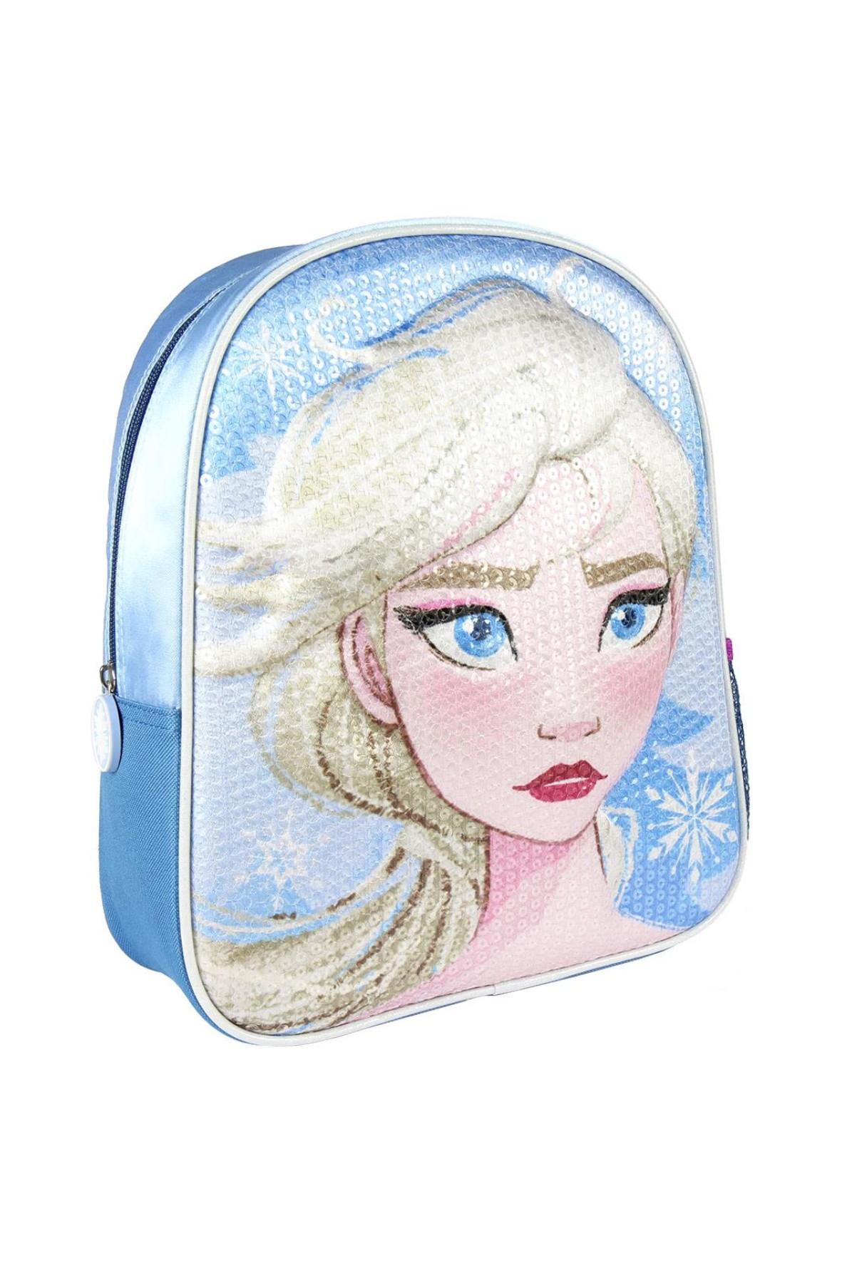 Plecak 3D z cekinami Frozen