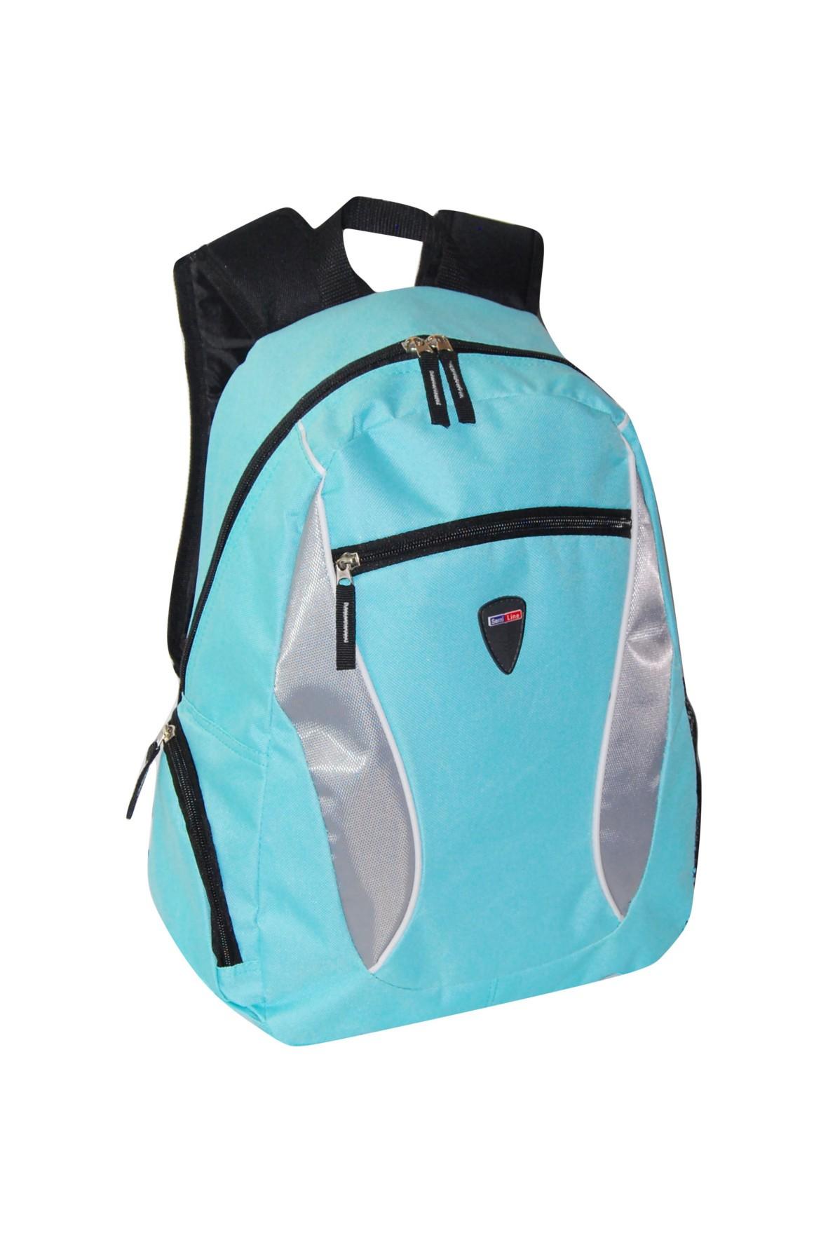 Plecak SemiLine- niebieski