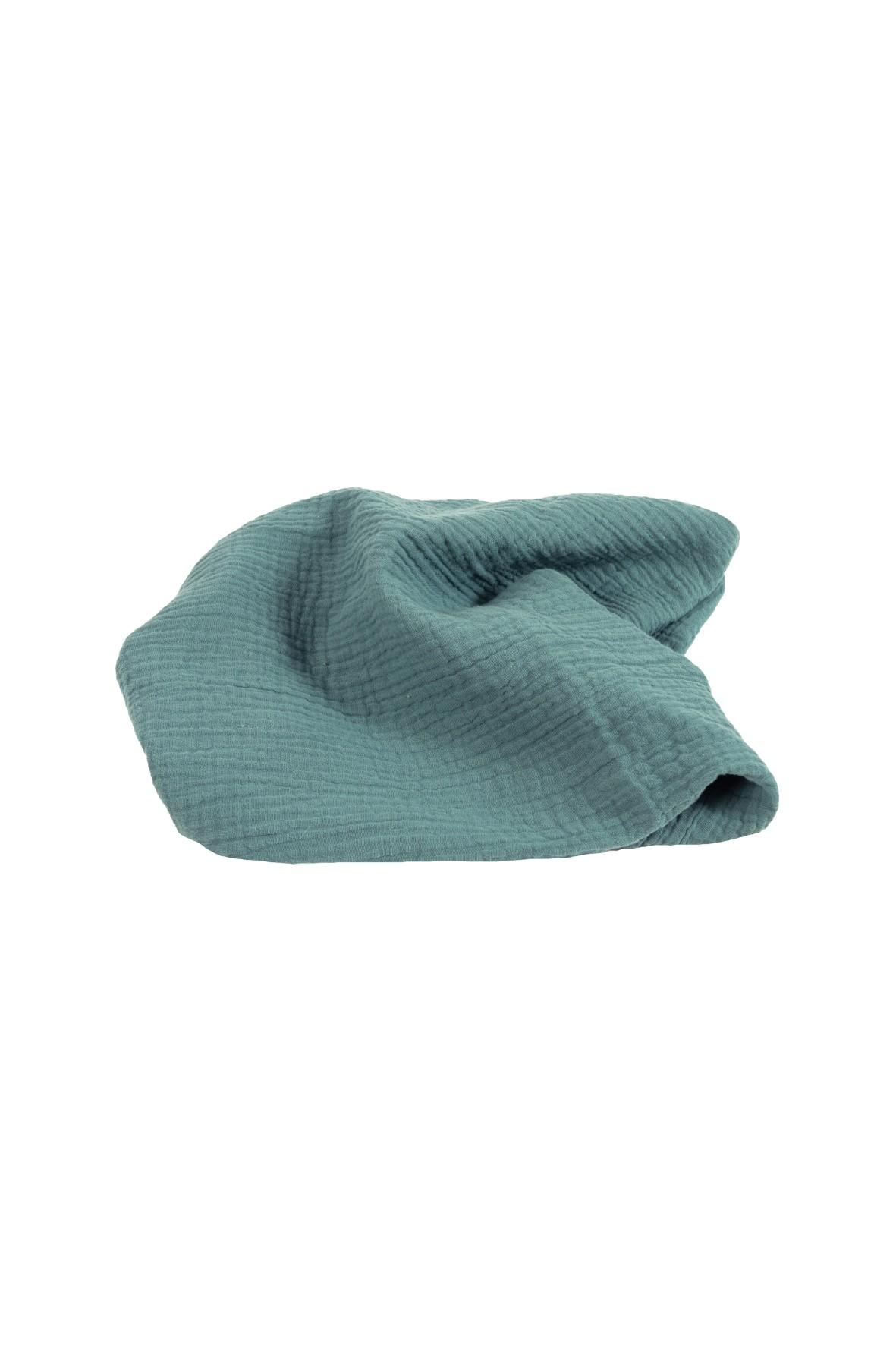 Otulacz muslinowy 100% bawełna, roz. 80x120cm