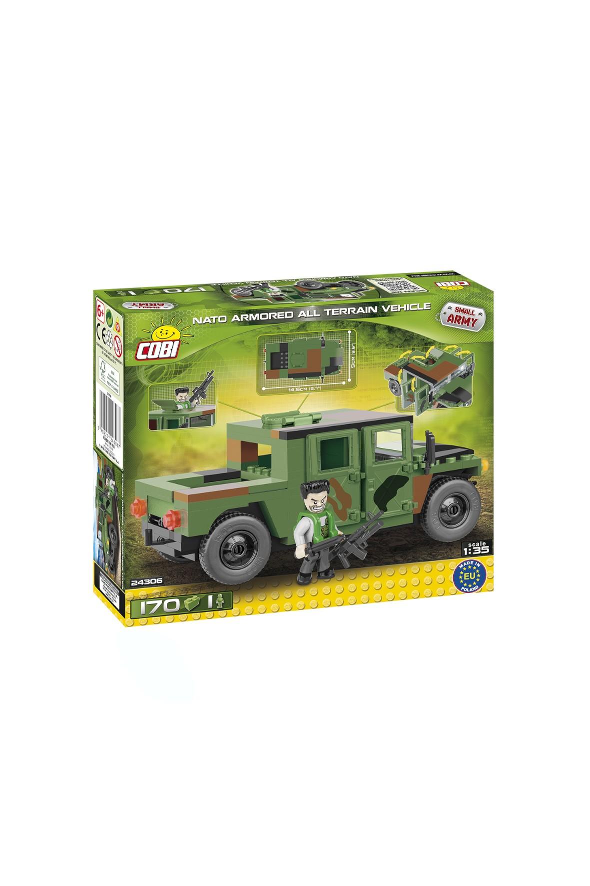 Klocki COBI Small army 24306