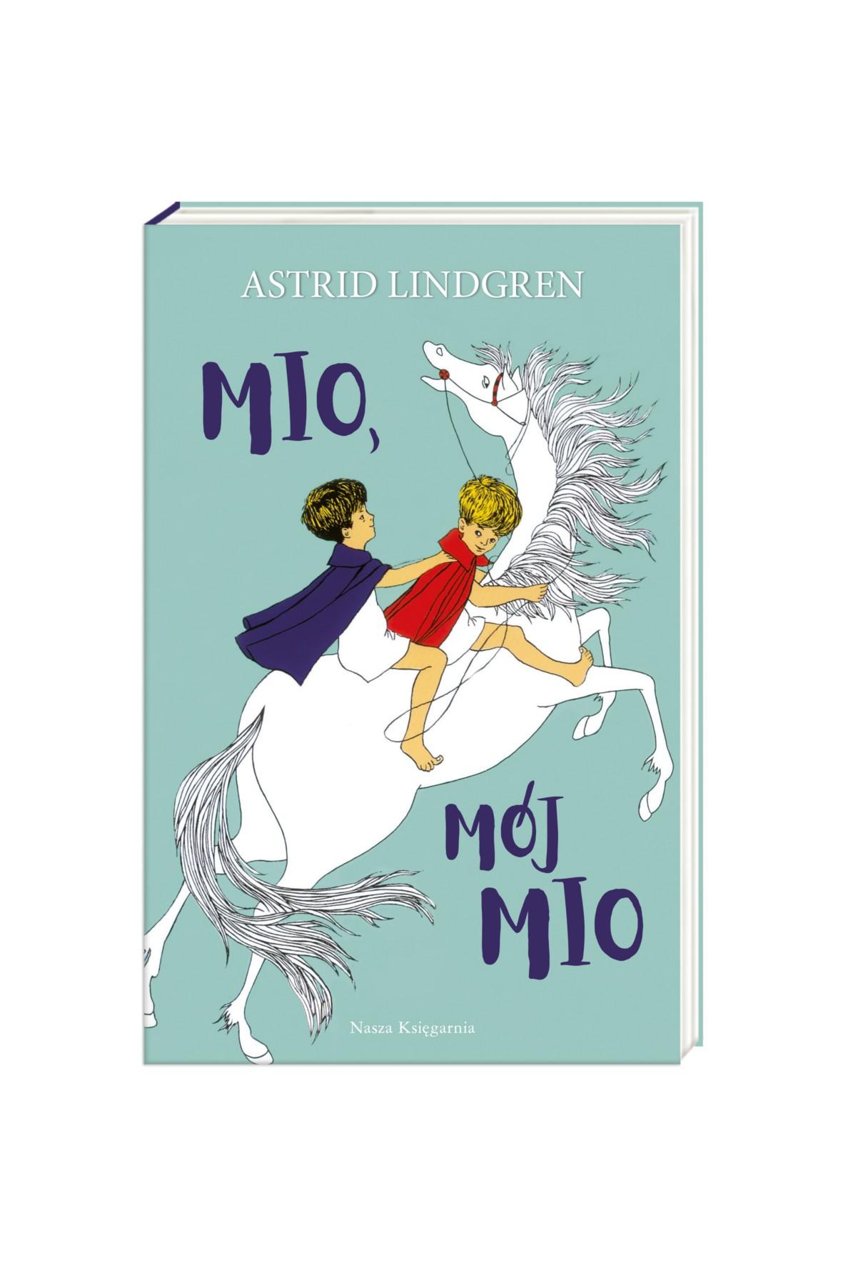 """Książka dla dzieci """"Mio, mój Mio"""""""