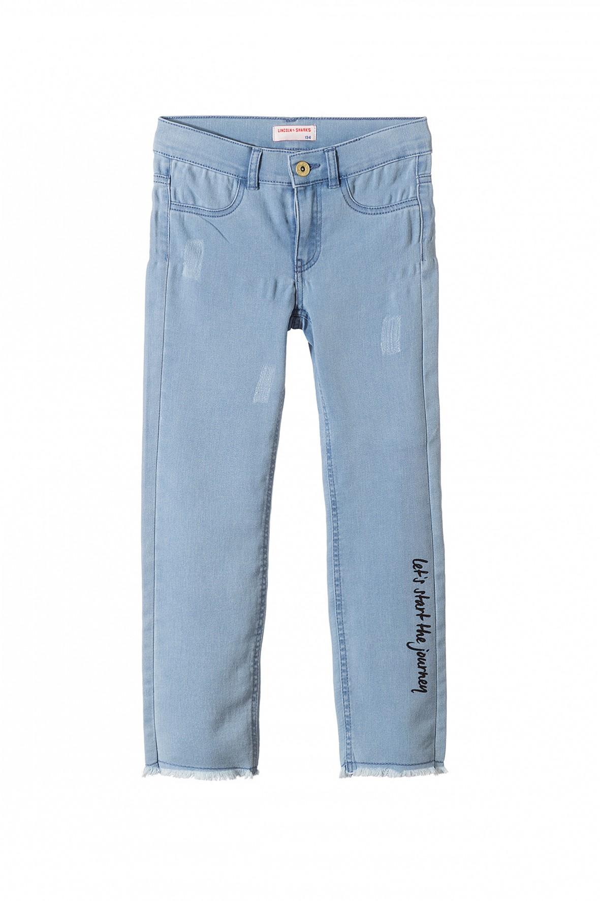 Spodnie Jegginsy