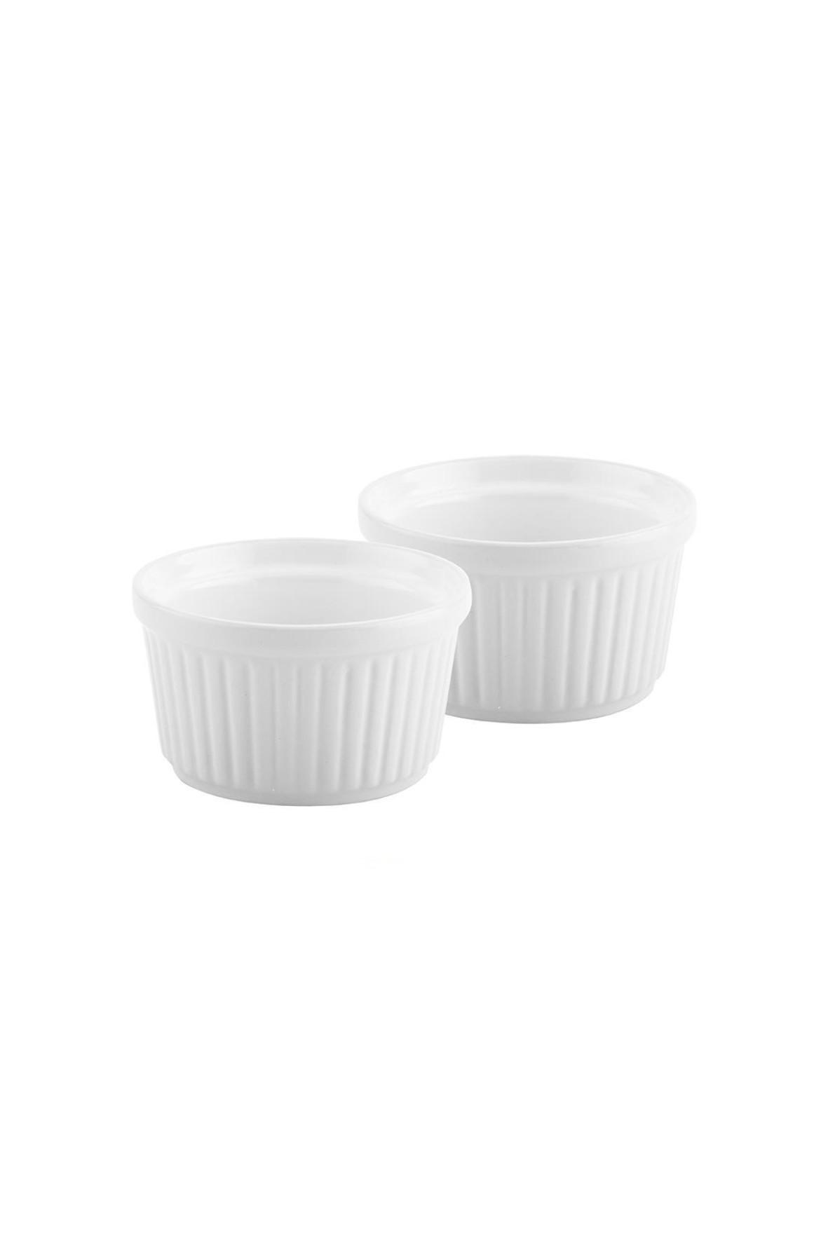 Kokilki Solid w kolorez białym 2 szt. 180ml