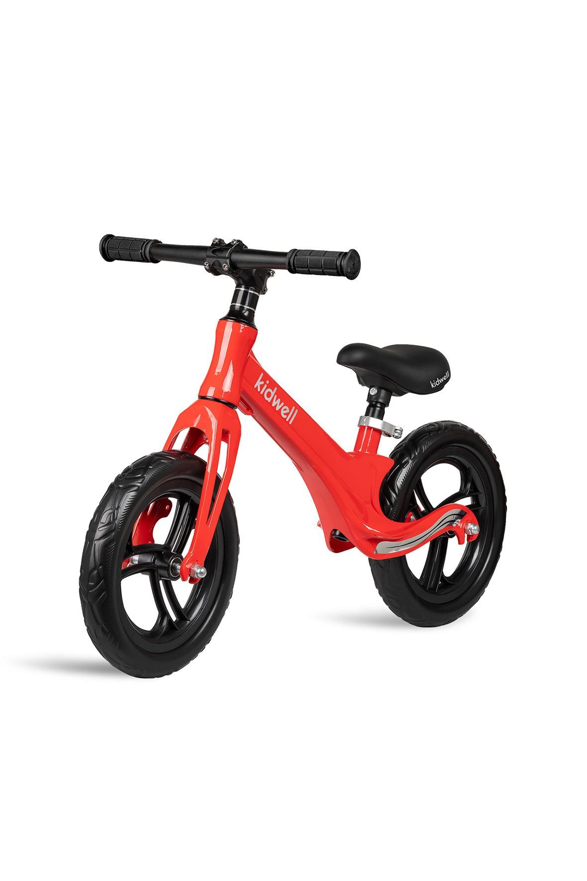 Rower dziecięcy Falcon czerwony do 30km