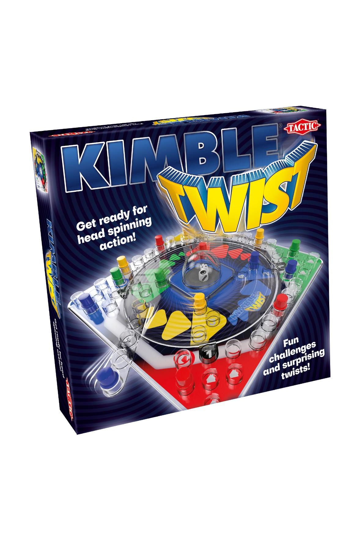 Gra planszowa Kimble Twist wiek 6+