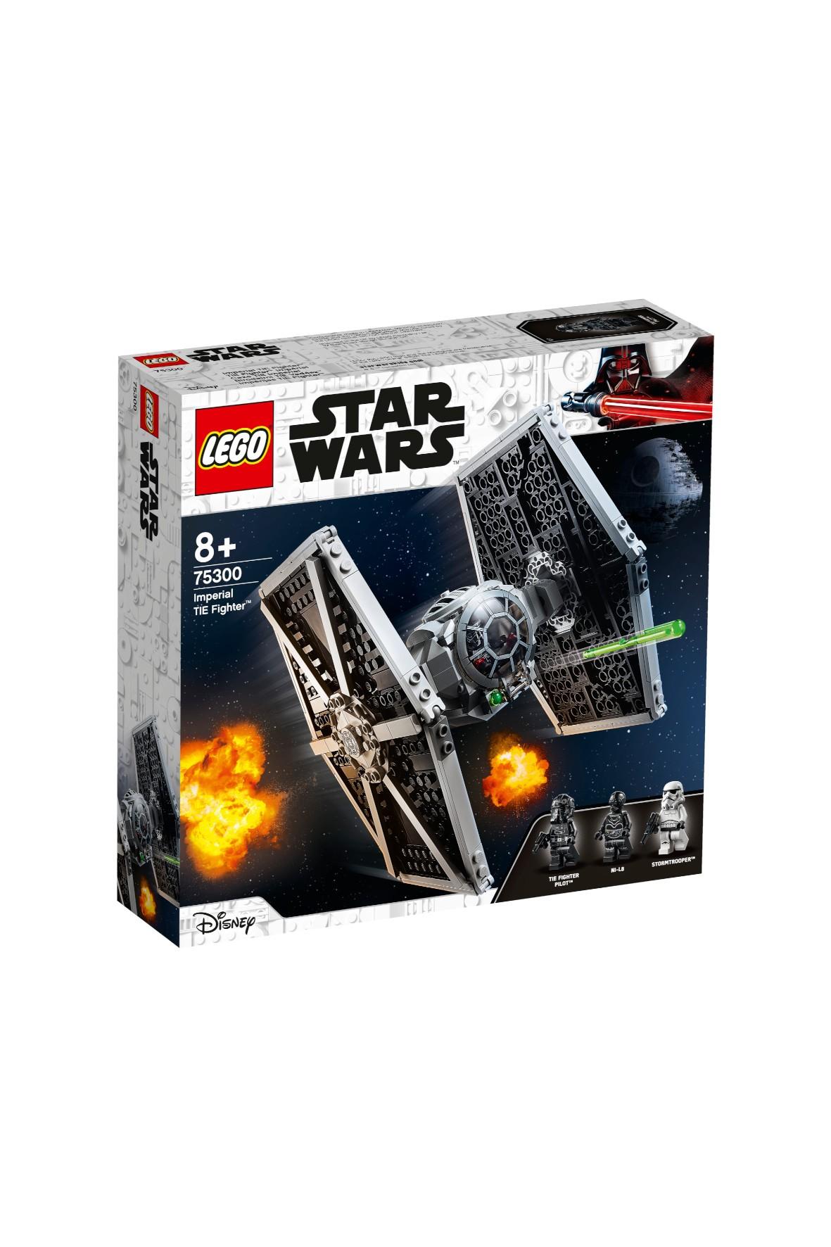LEGO Star Wars - Imperialny myśliwiec - 432 elementy