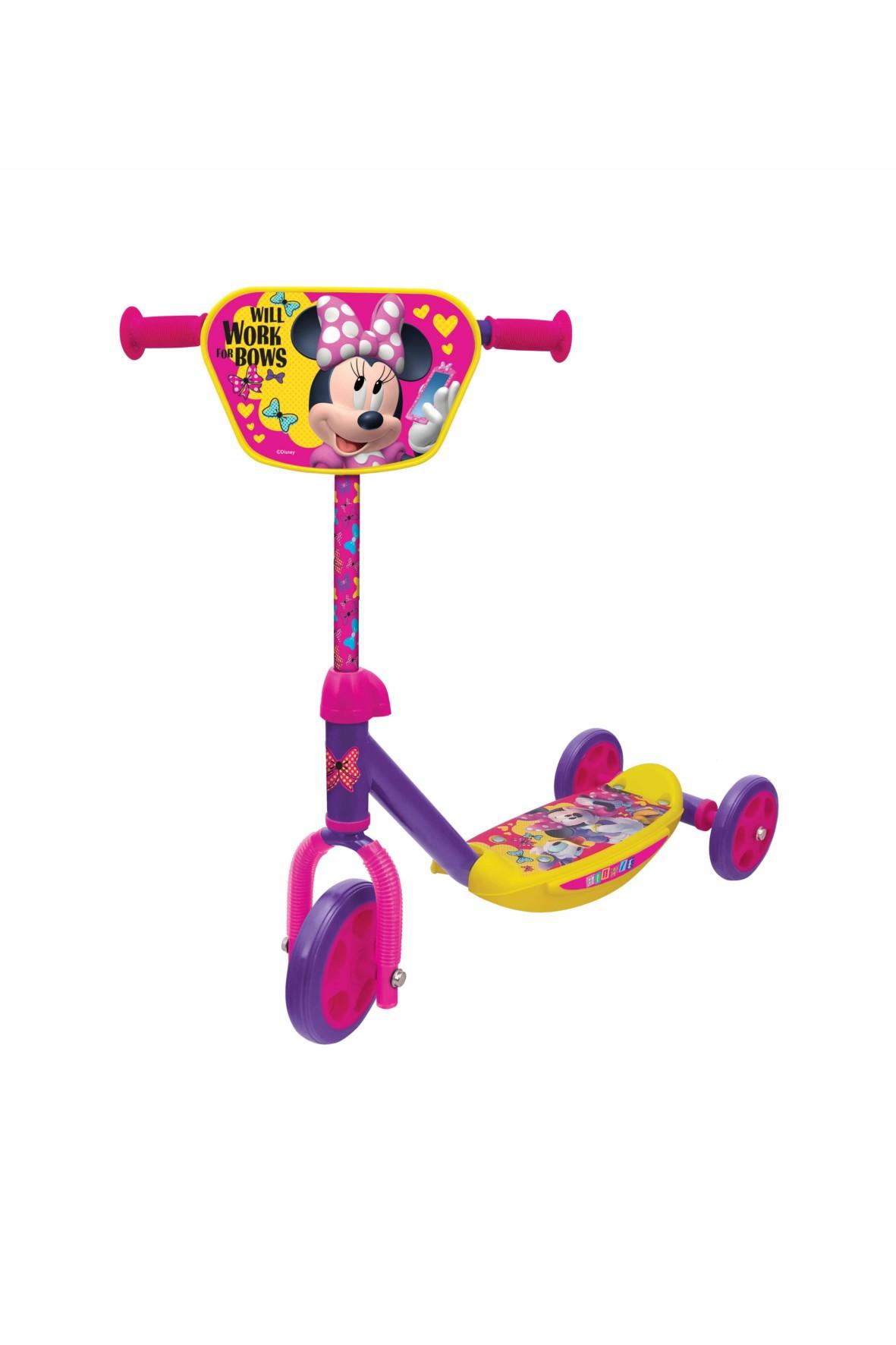 Hulajnoga 3-kołowa Myszka Minnie
