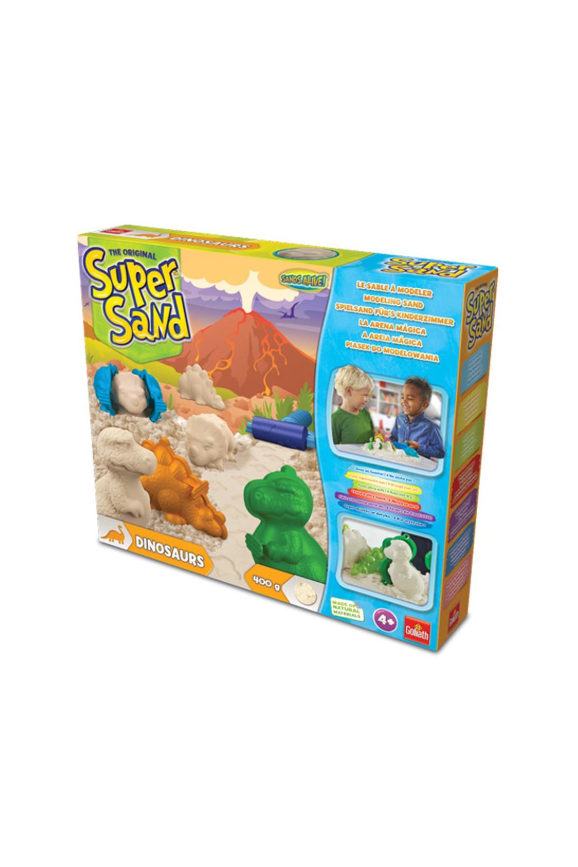 Super Sand Dinosaurs