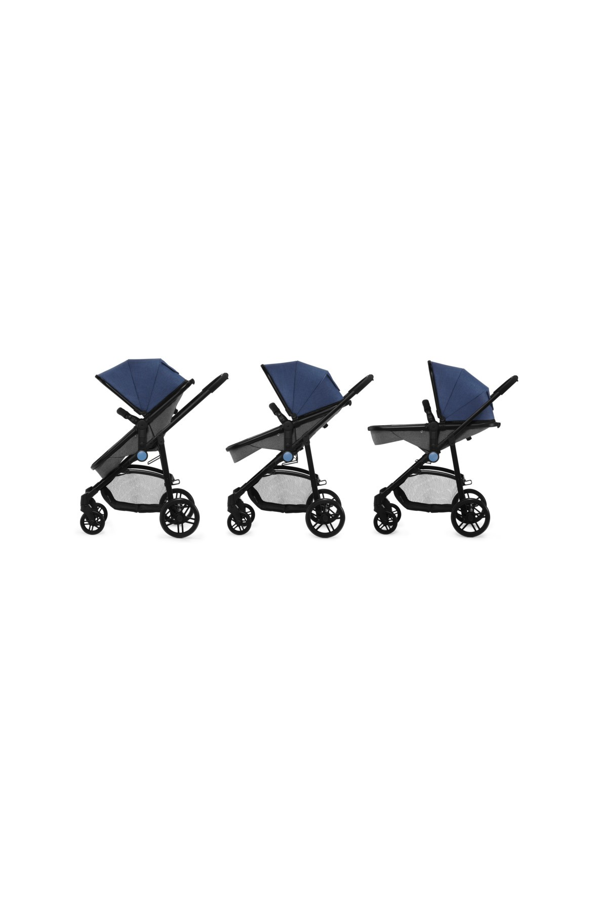 Kinderkraft wózek wielofunkcyjny 3w1 JULI