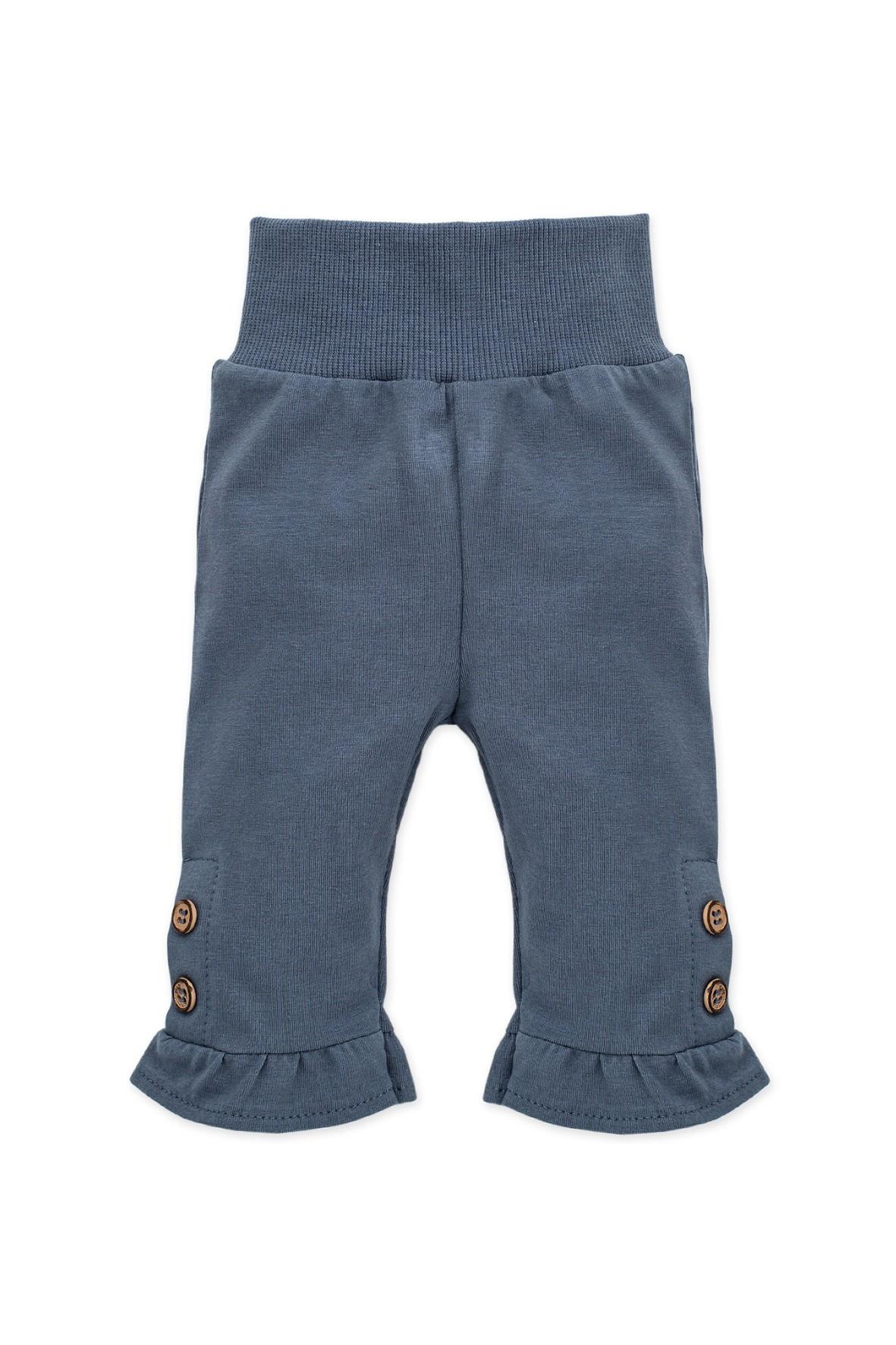 Spodnie dresowe z falbankami Petit Lou