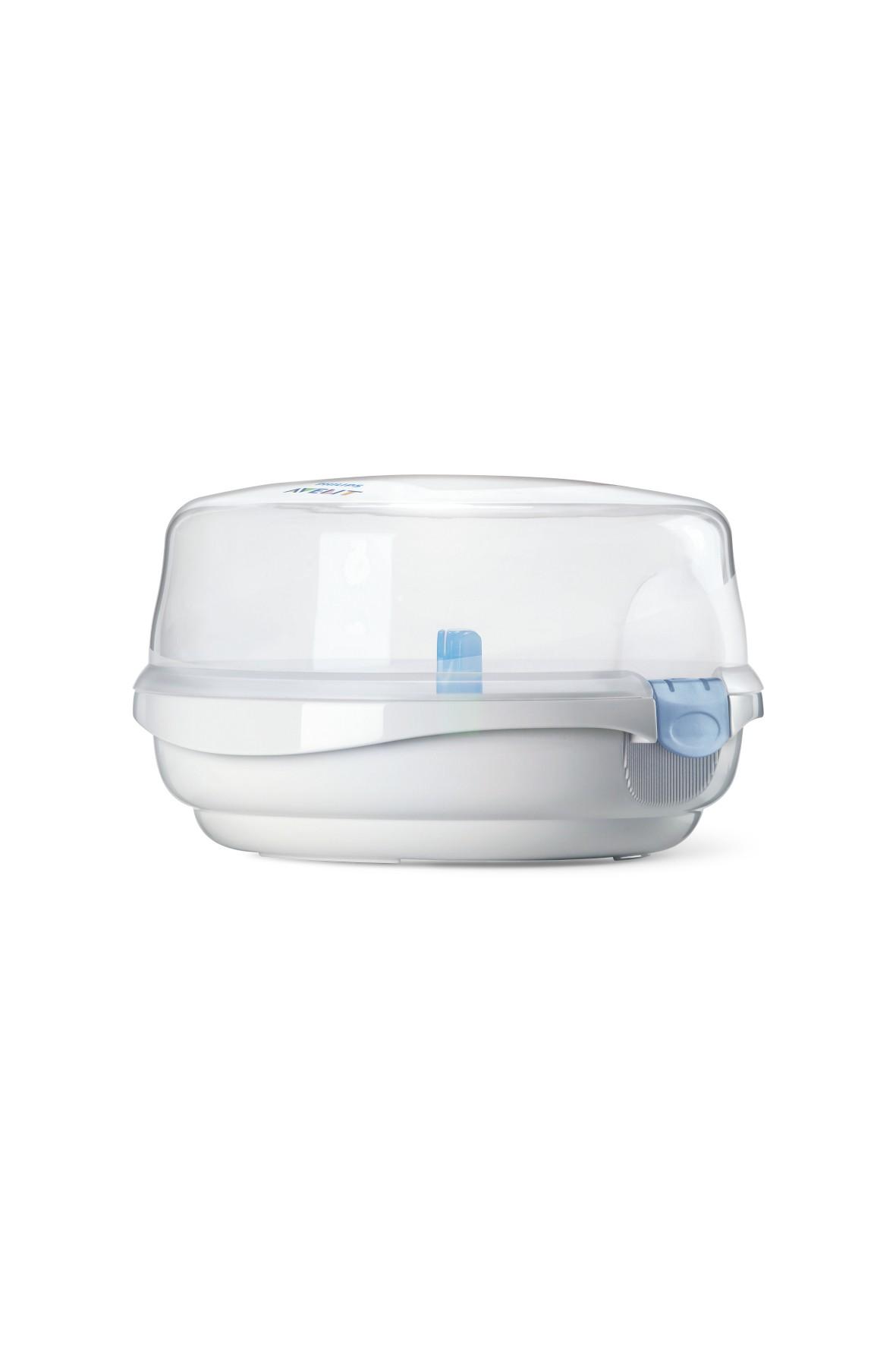 Mikrofalowy sterylizator parowy Avent