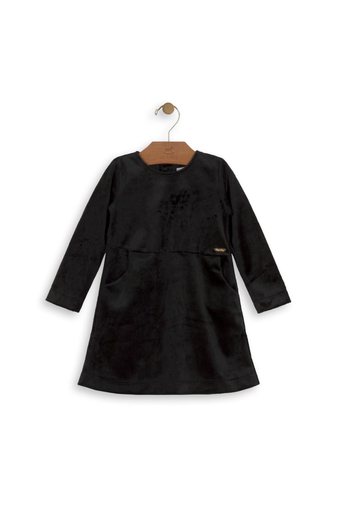 Sukienka niemowlęca czarna
