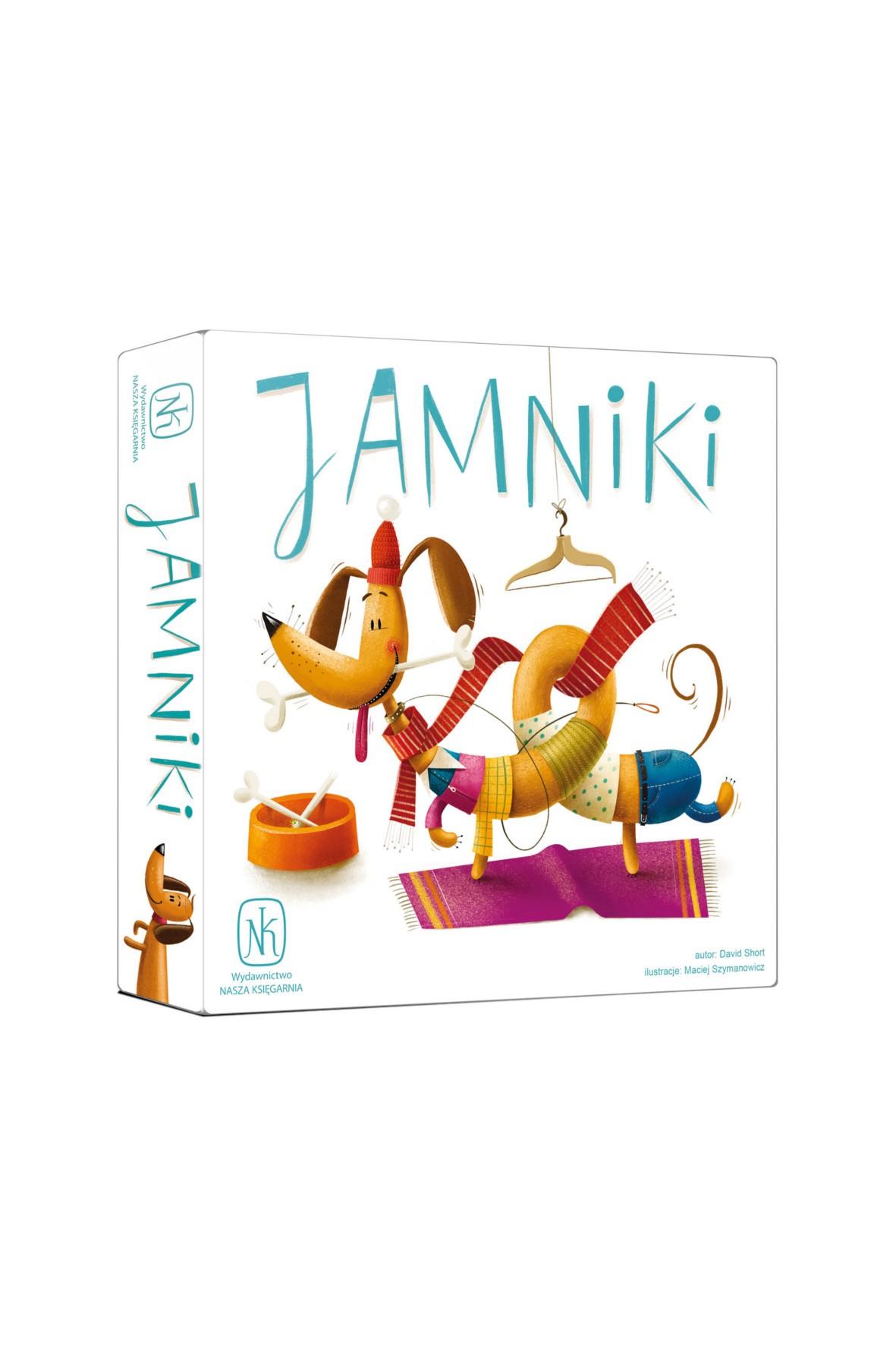"""Gra dla dzieci """"Jamniki"""""""