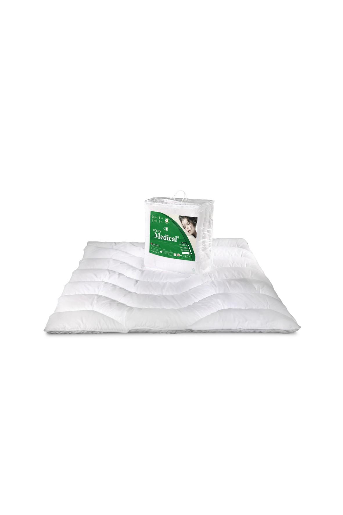 Kołdra MEDICAL® 220/200 w kolorze białym