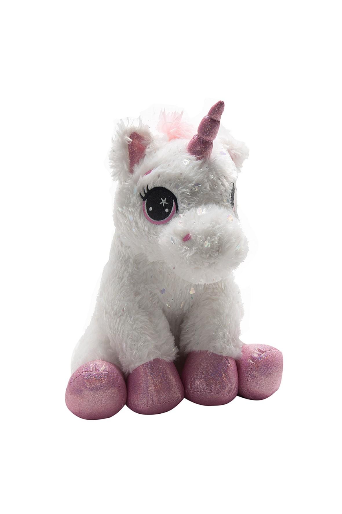 Pluszak GIOplush Unicorn Blanc 45 cm