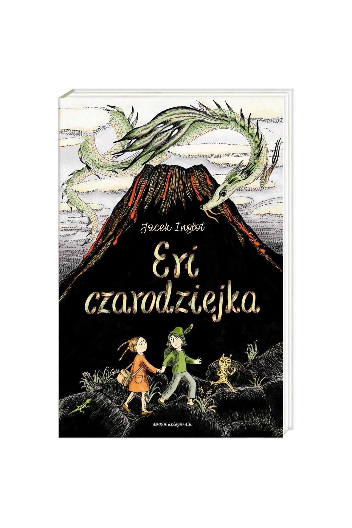 Książka dla dzieci Eri Czarodziejka