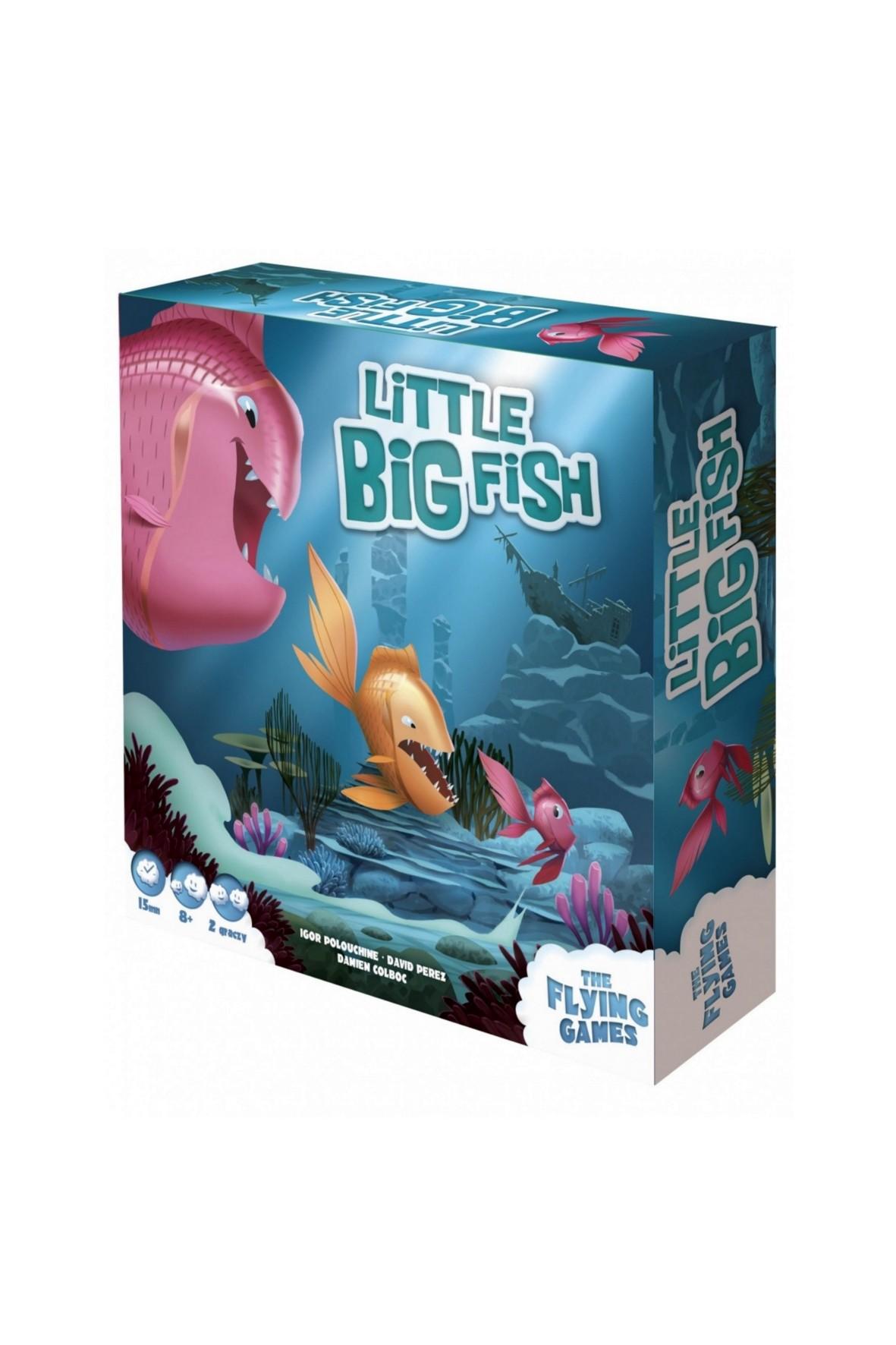 Gra planszowa taktyczna Little Big Fish