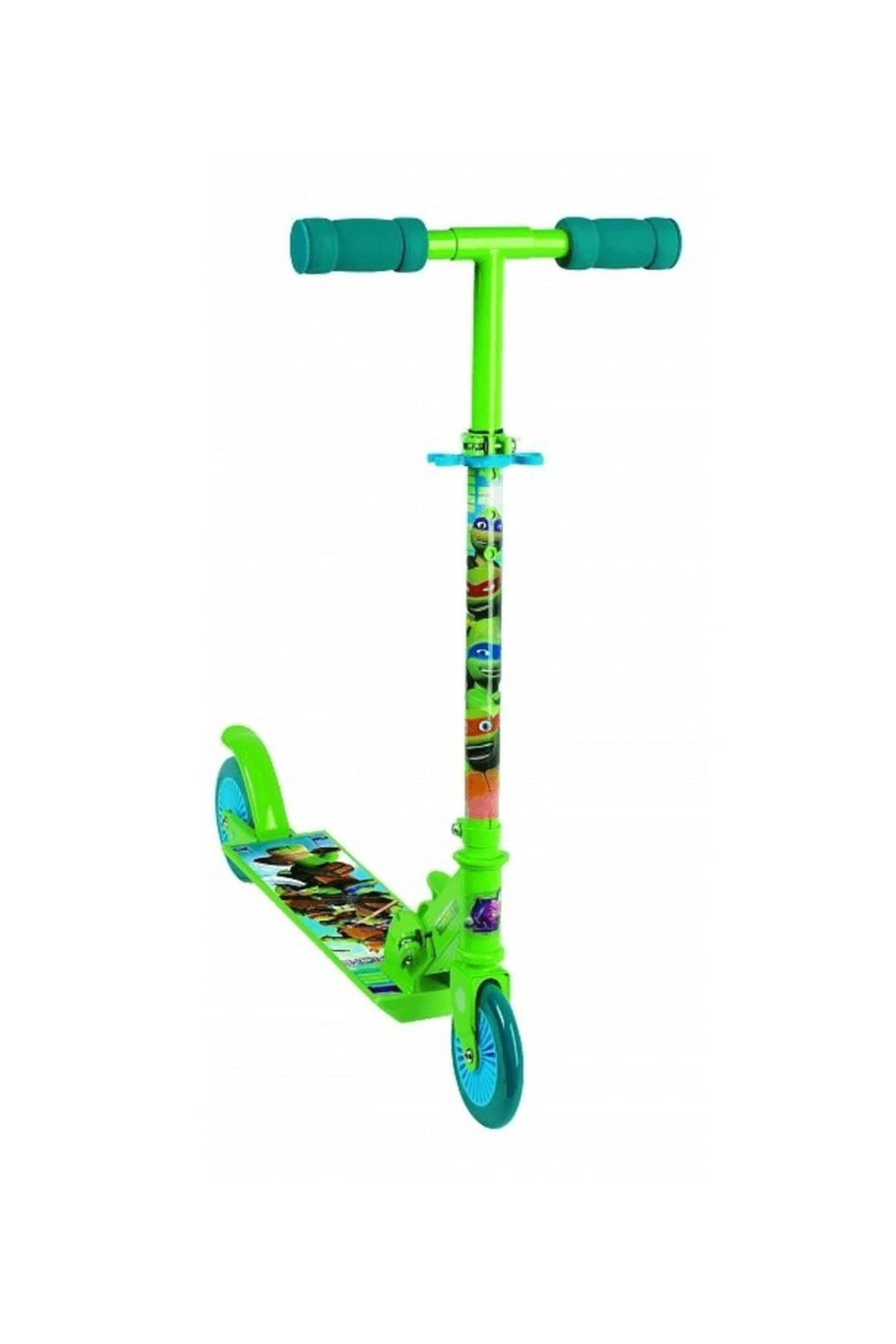 Hulajnoga 2 kołowa Żółwie Ninja- zielona