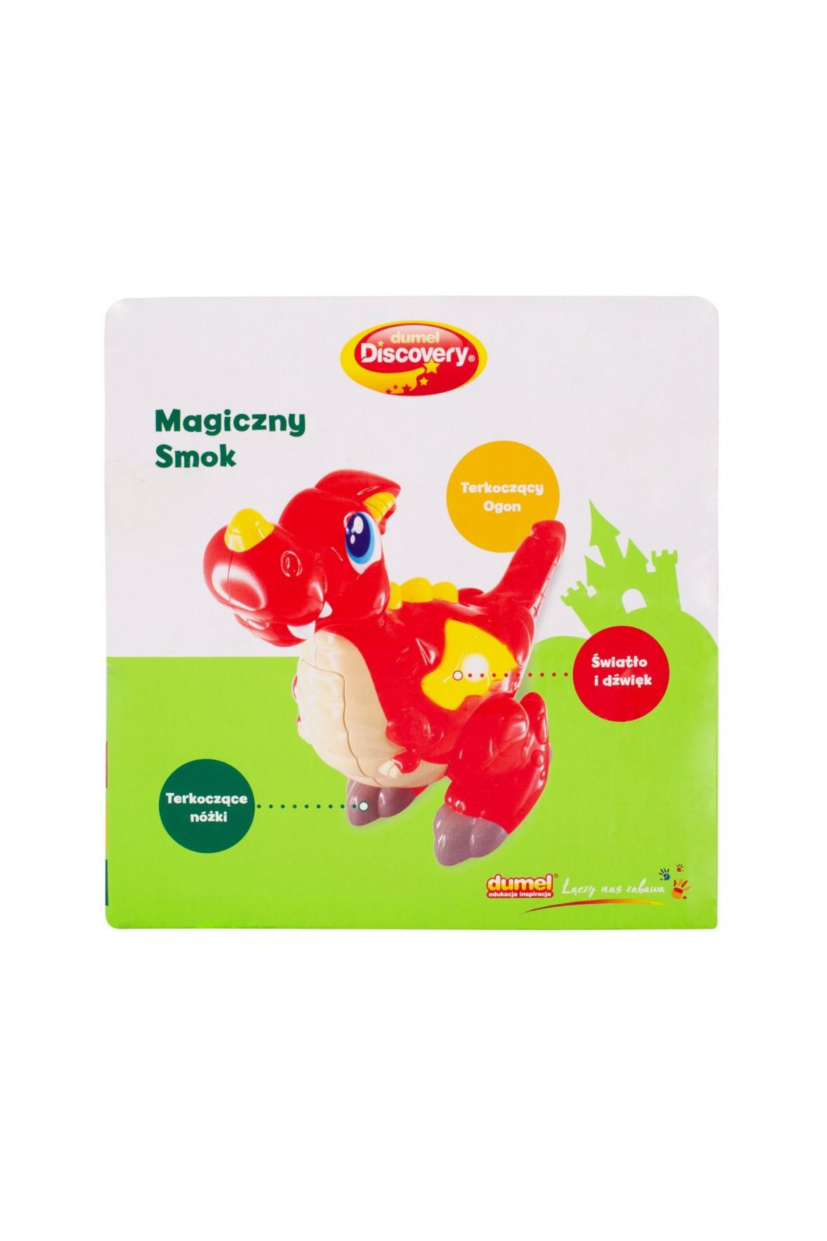 Dumel Magiczny Smok 12msc+