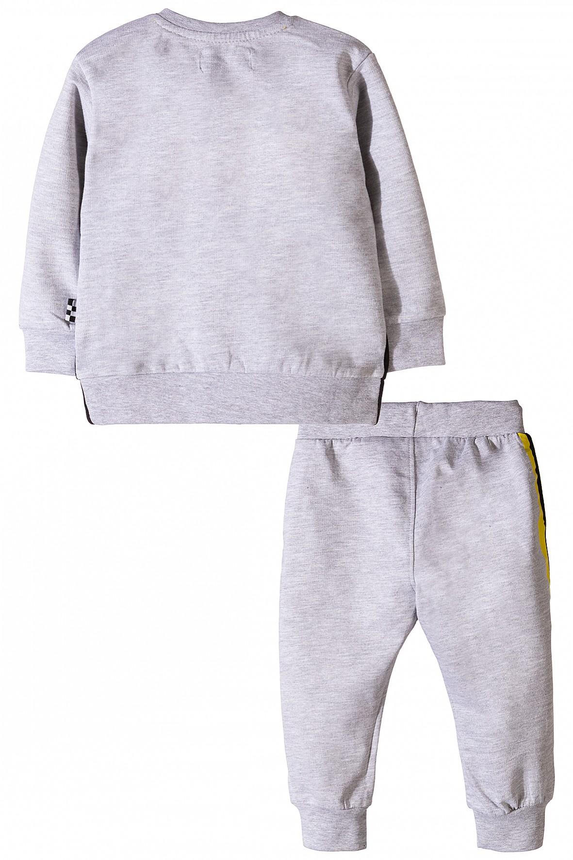 57274ff273 ... Komplet dla niemowlaka – bluza dresowa i spodnie