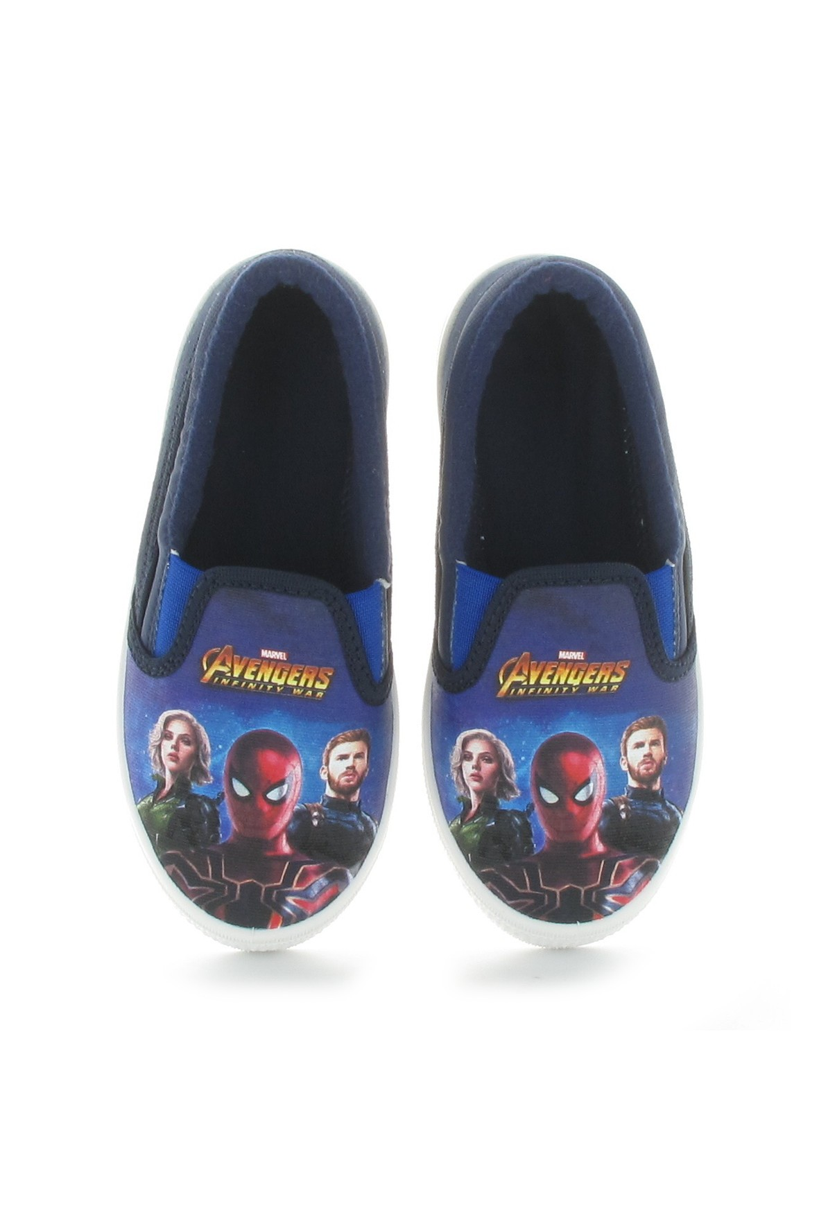 Kapcie chłopięce Avengers