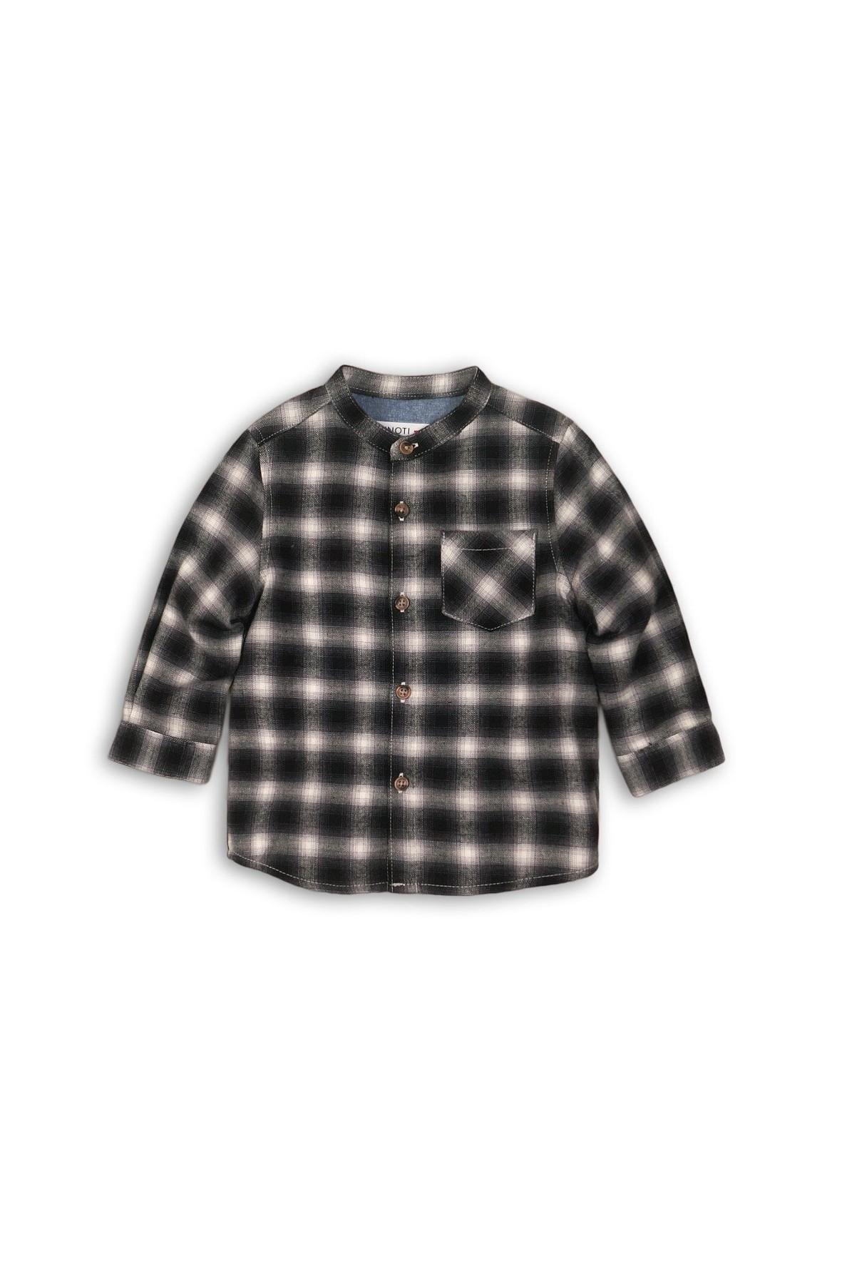 Koszula niemowlęca w kratę