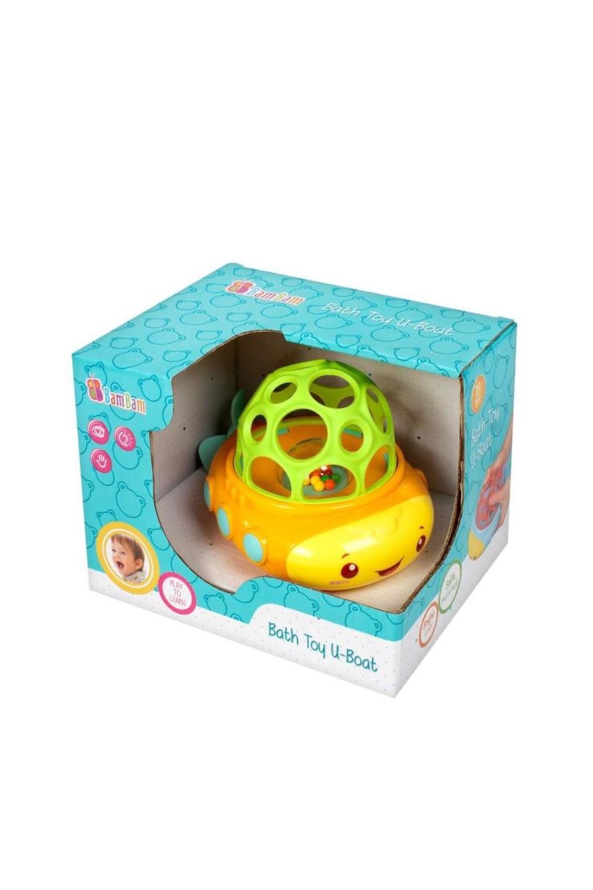 Zabawka do kąpieli Łódka Bam Bam