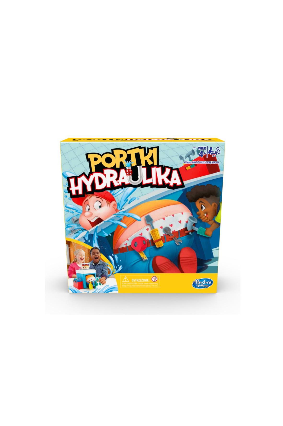 """Gra """"Portki hydraulika"""" 4+"""