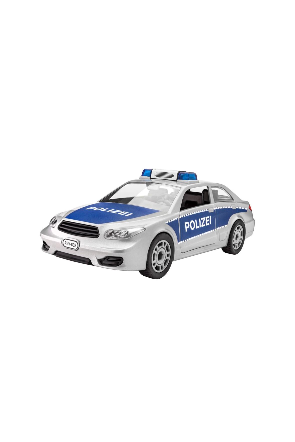 Junior Kit- Samochód policyjny