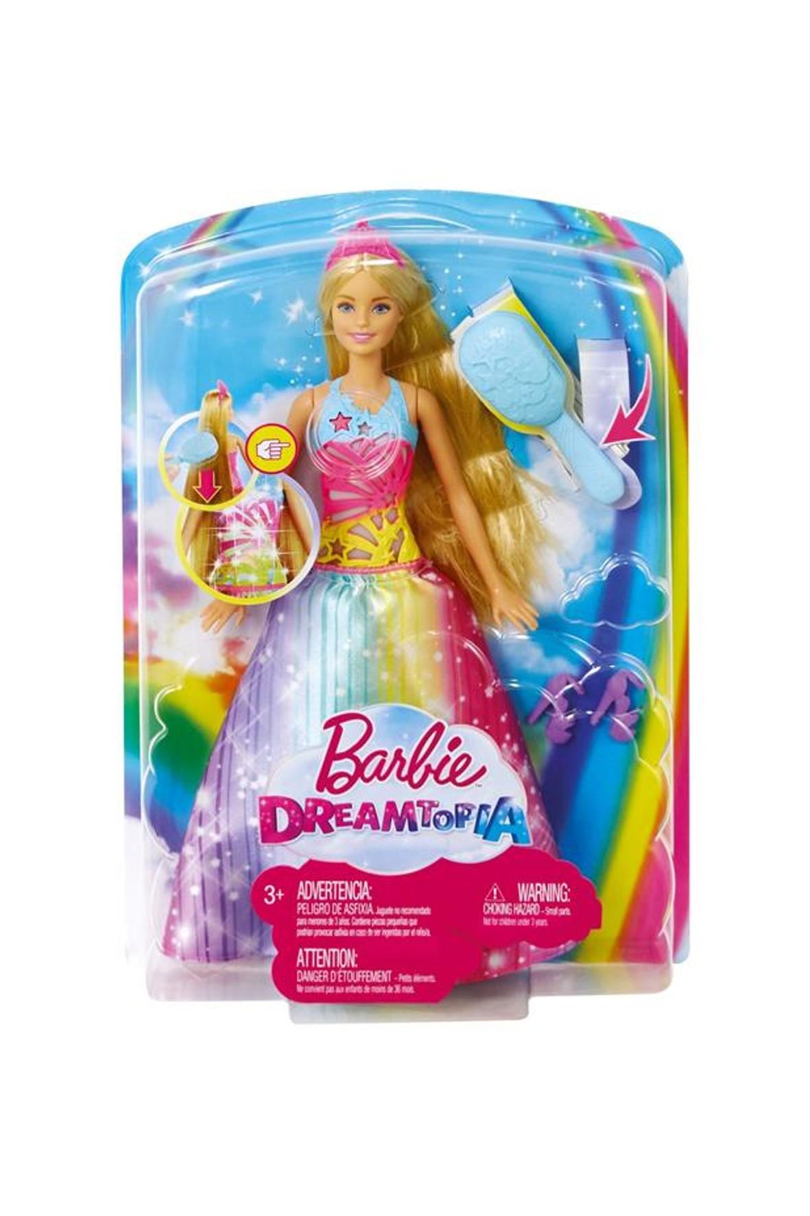 Lalka Barbie Dreamtopia