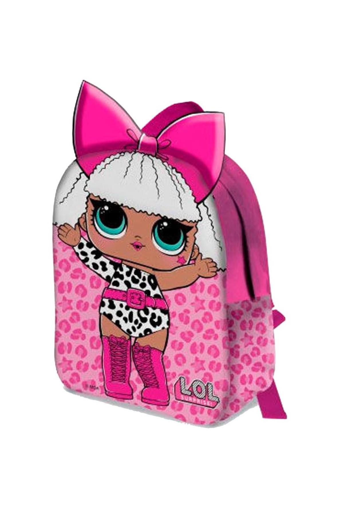 Plecak LOL Surprise różowy